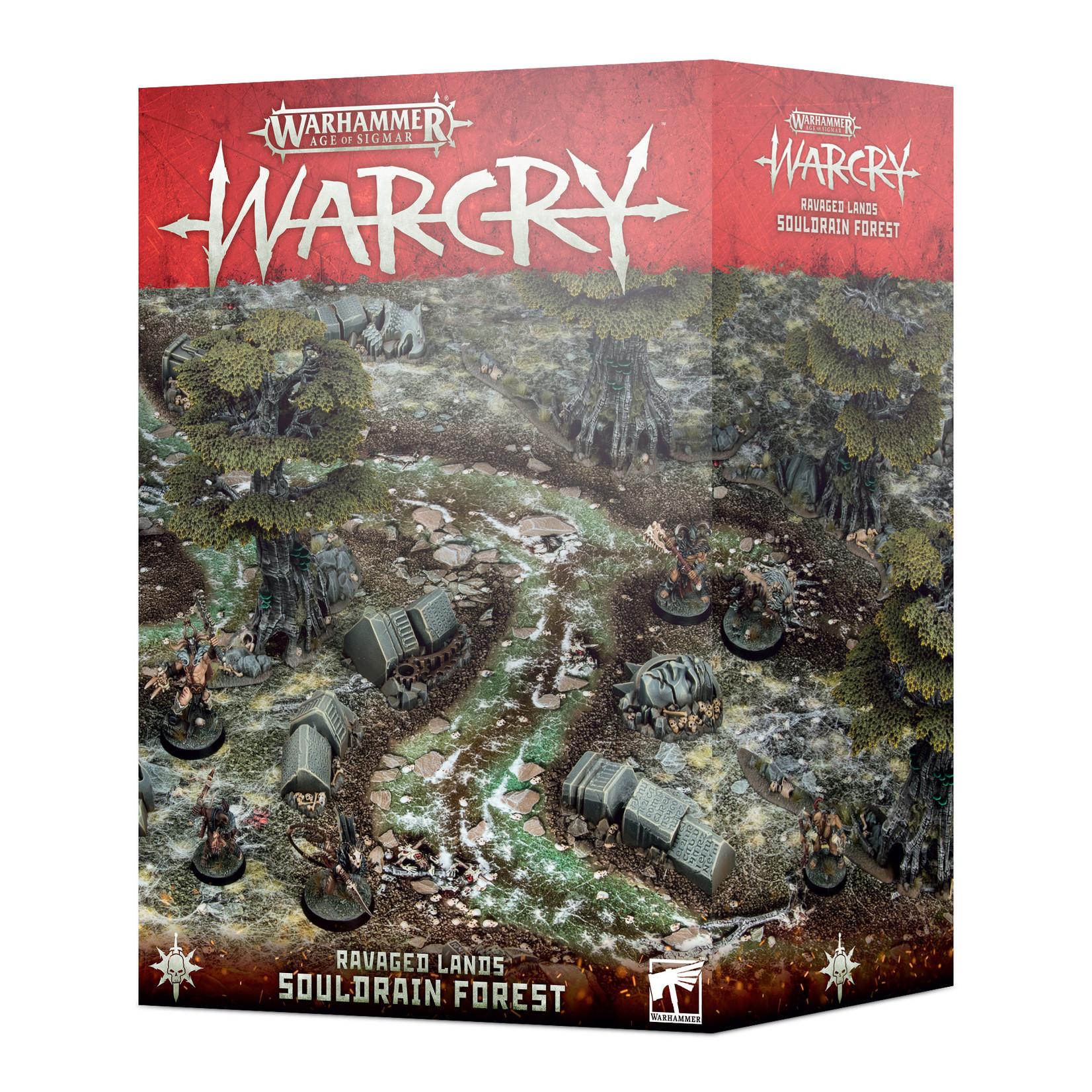 Games Workshop Warcry: Souldrain Forest
