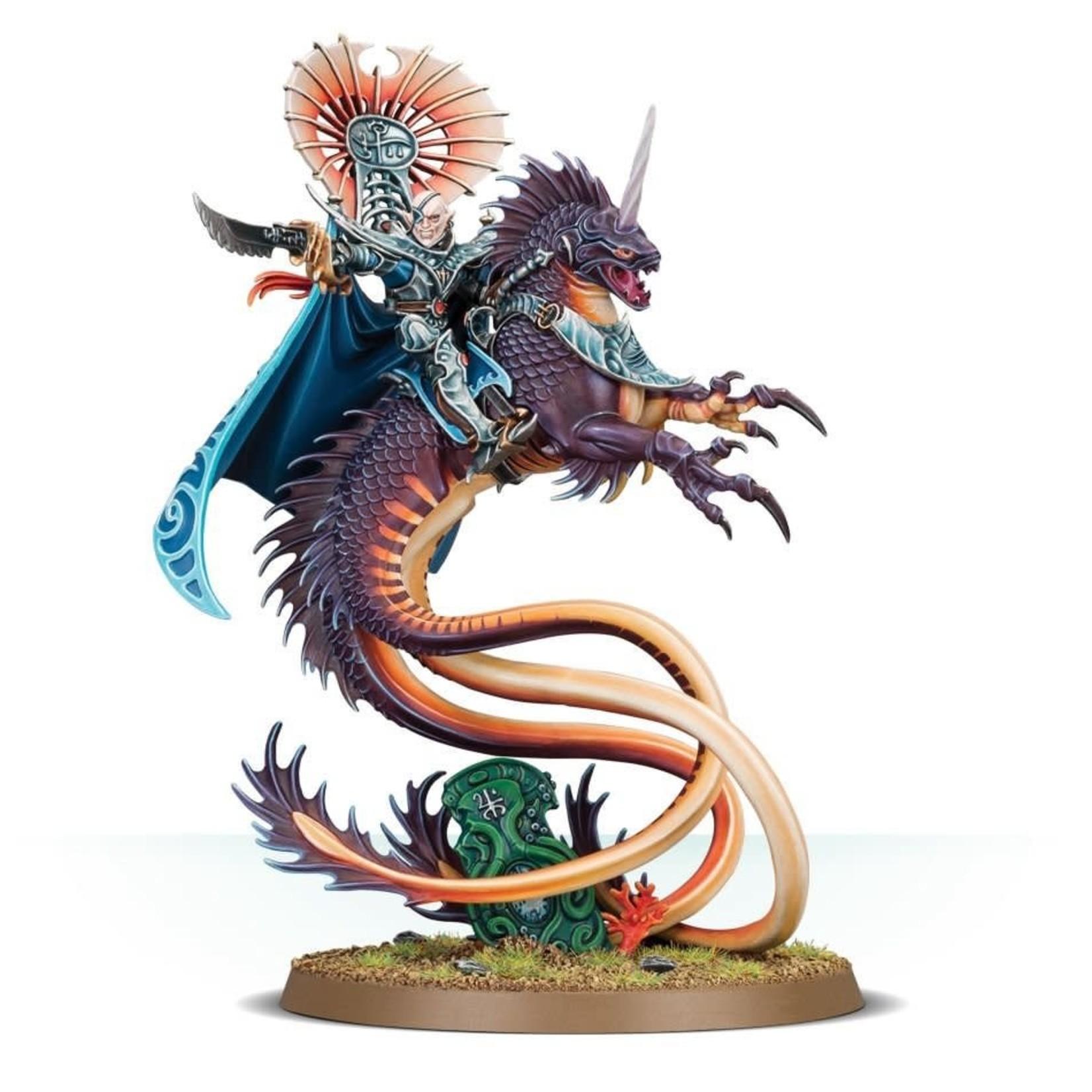Games Workshop Volturnos High King Of The Deep