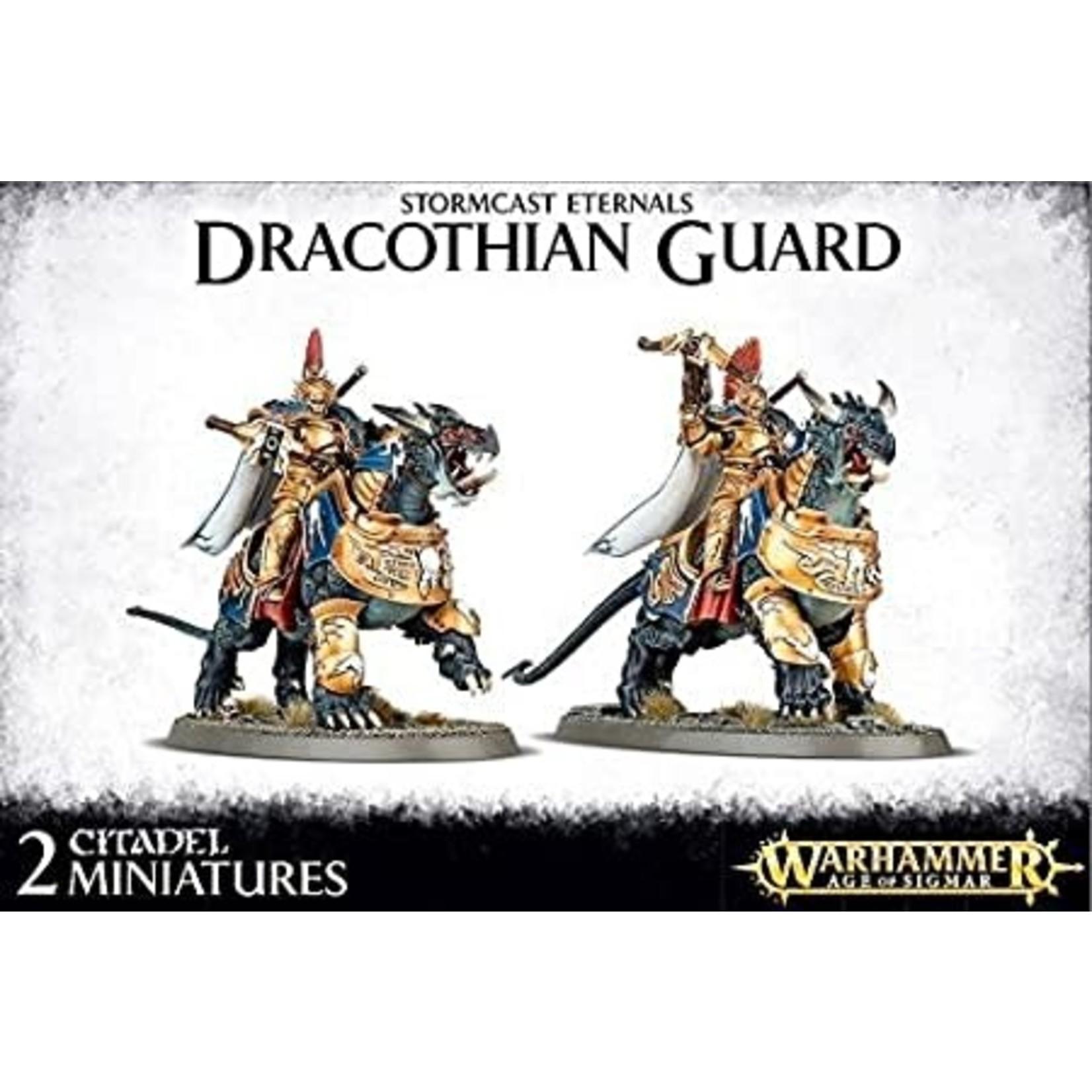 Games Workshop Stormcast Eternals Dracothian Guard