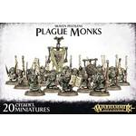 Games Workshop Skaven Pestilens Plague Monks