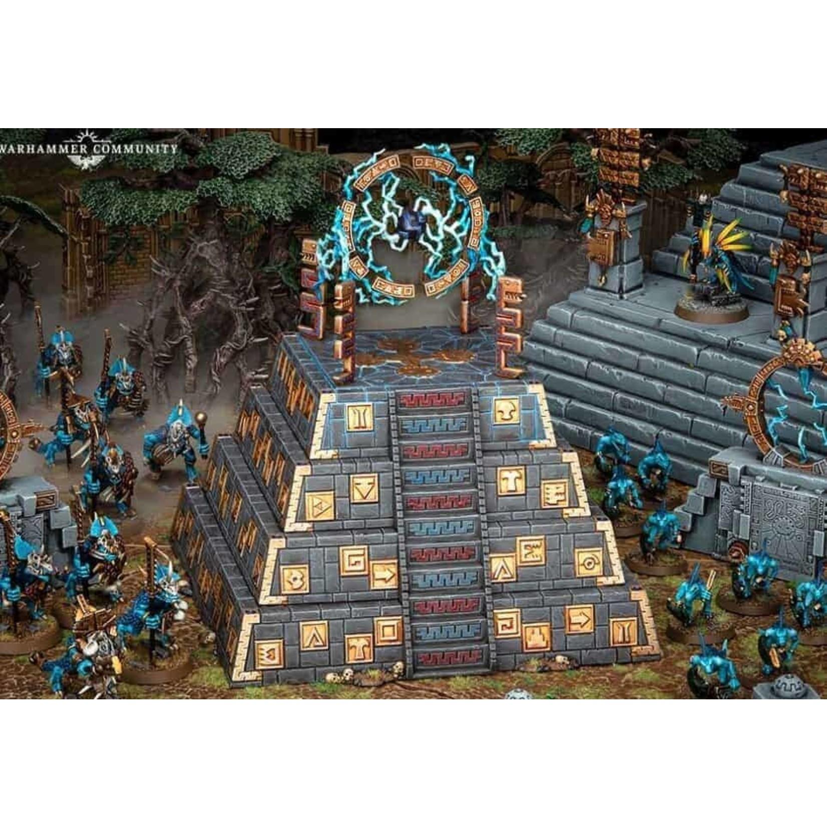 Games Workshop Seraphon Realmshaper Engine
