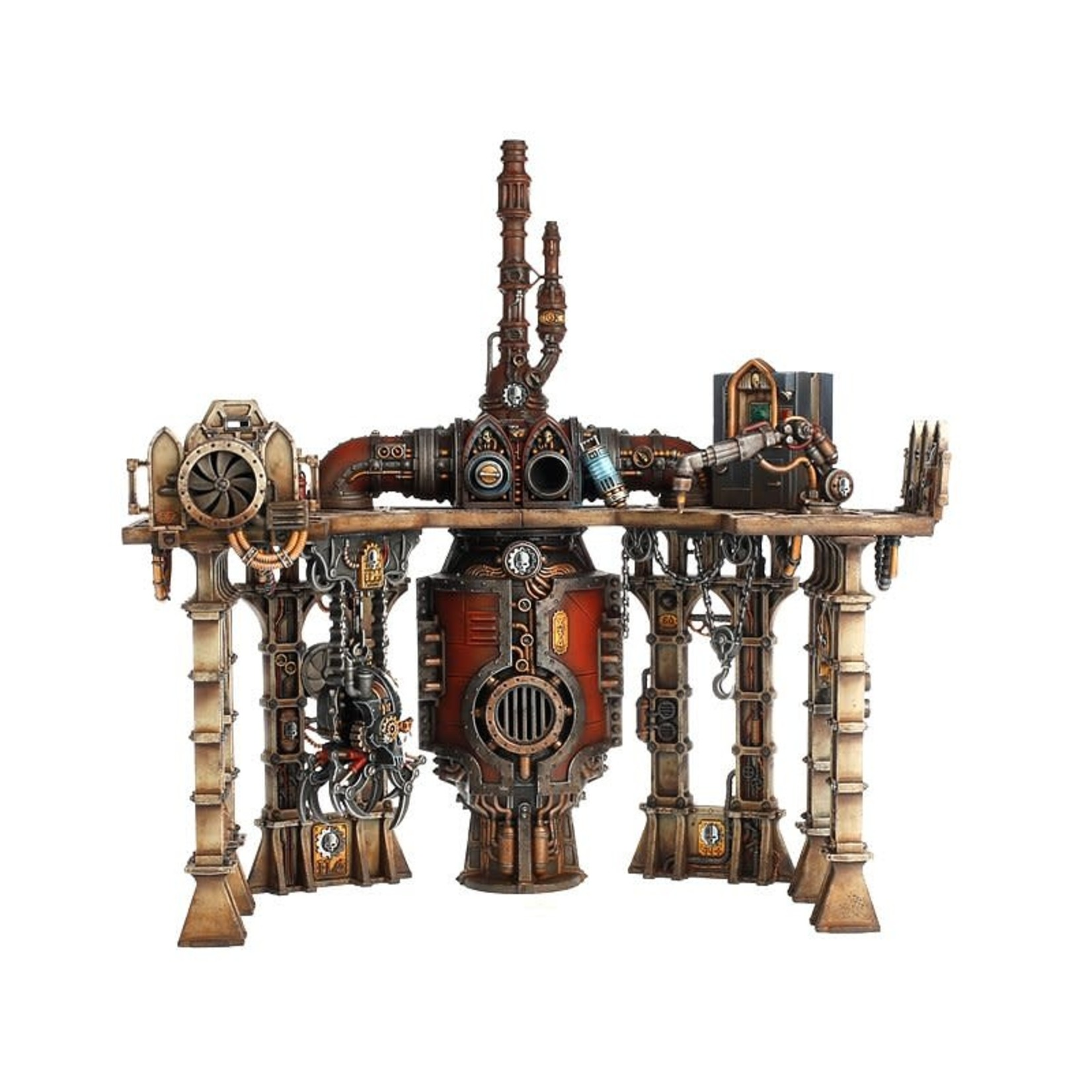 Games Workshop SECTOR MECHANICUS: SACRISTAN FORGESHRINE