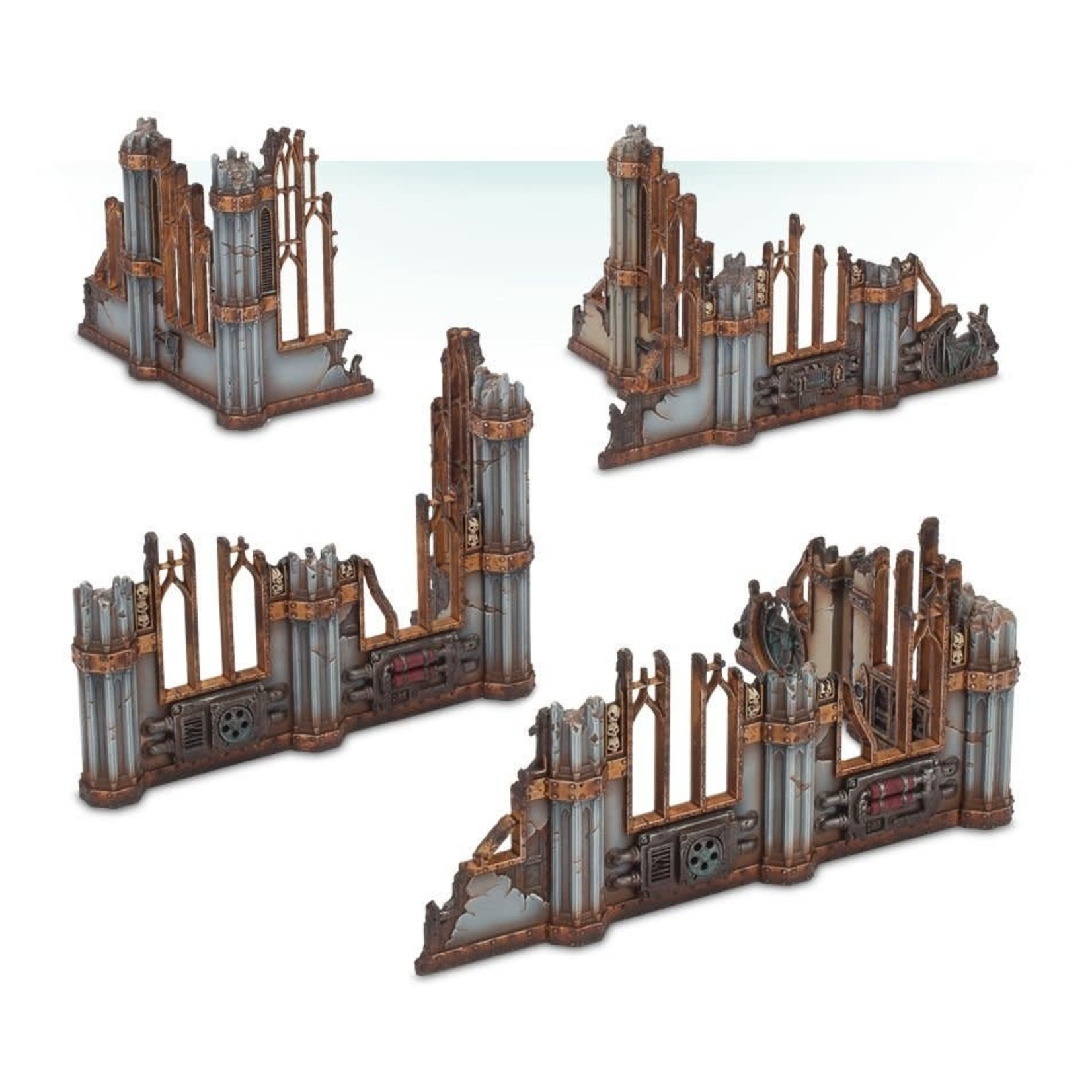 Games Workshop SECTOR IMPERIALIS RUINS