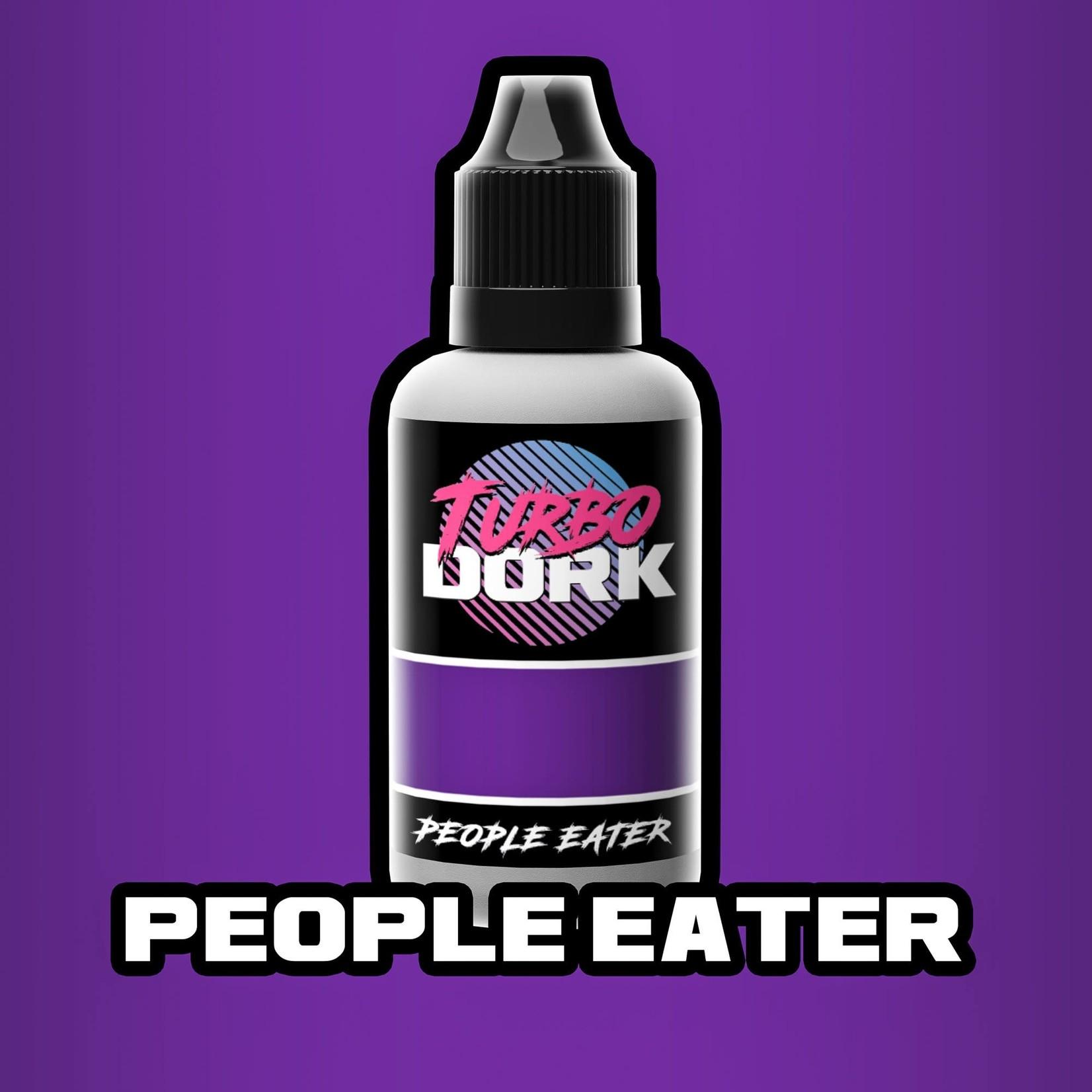 Turbodork People Eater Metallic Acrylic Paint
