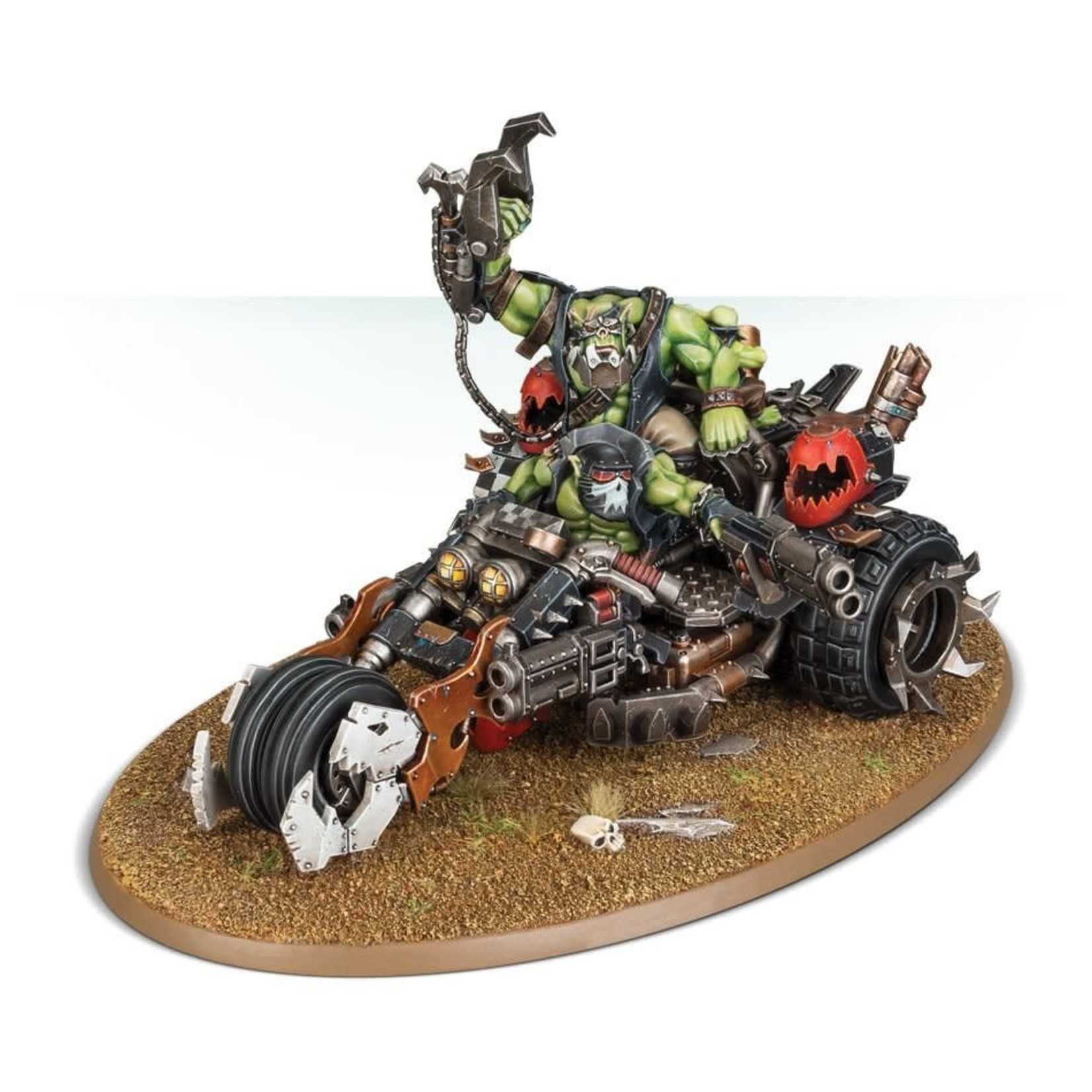Games Workshop ORKS DEFFKILLA WARTRIKE