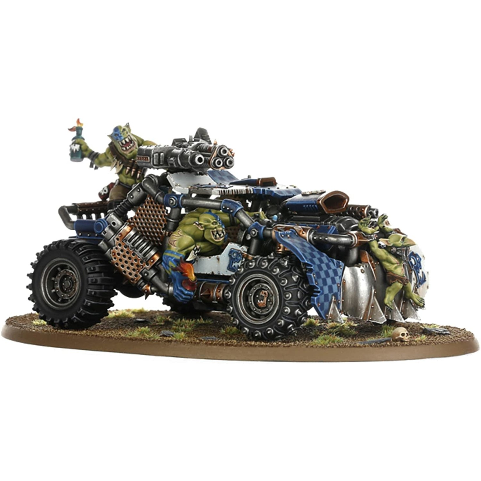 Games Workshop ORKS BOOMDAKKA SNAZZWAGON