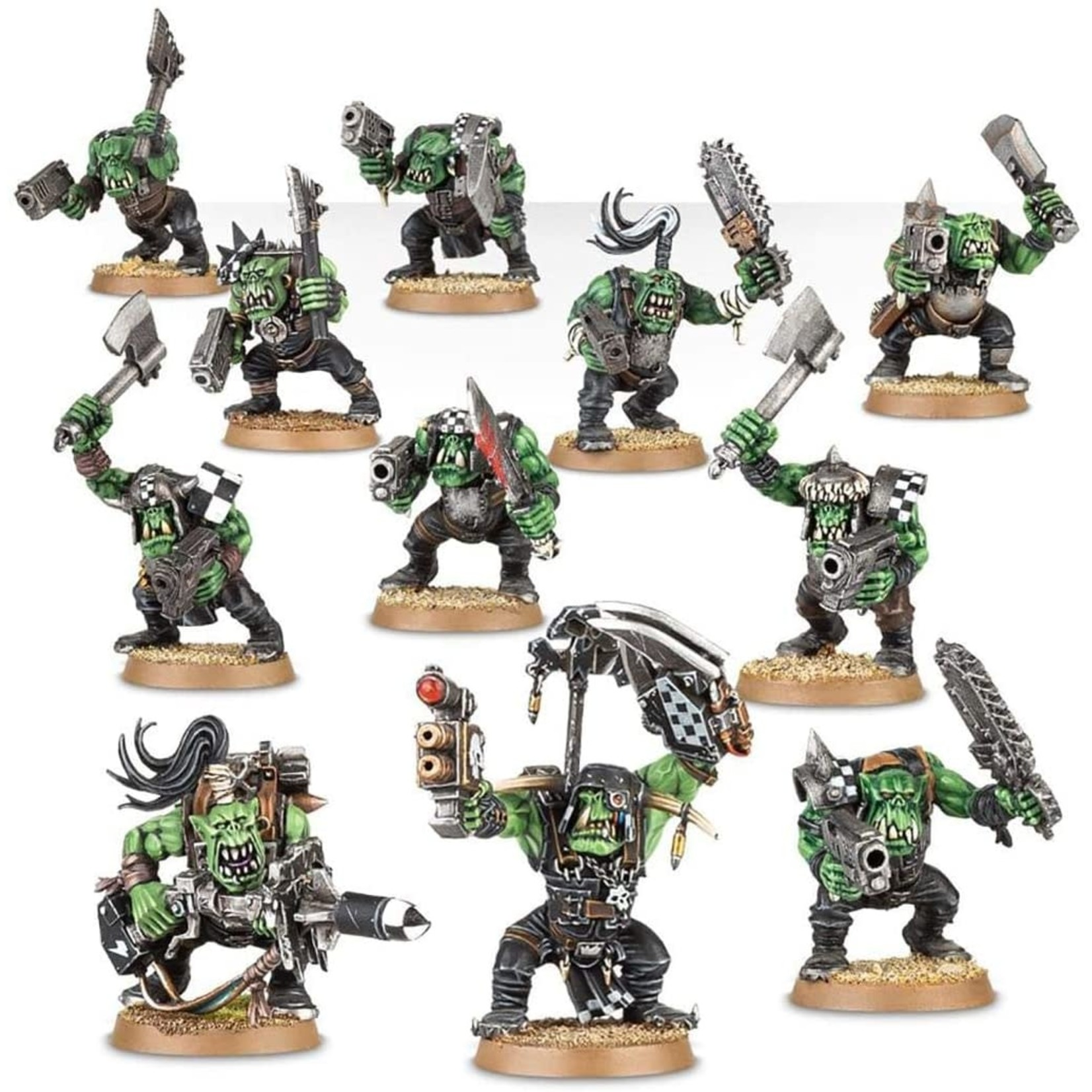 Games Workshop ORK BOYZ