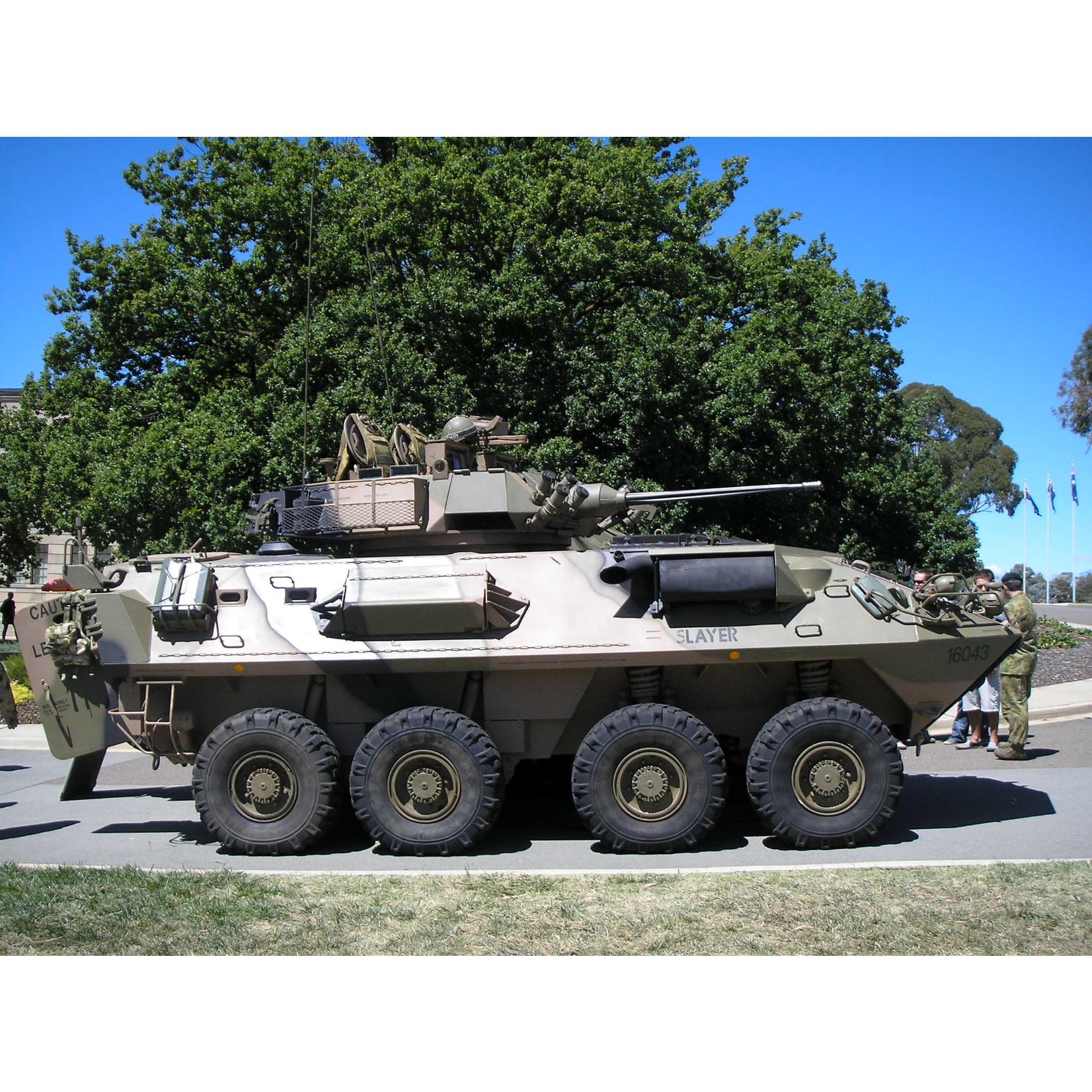 OBG Troop Carrier