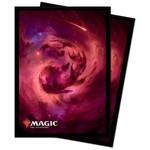 MTG Theros Mountain Ultra Pro Sleeves