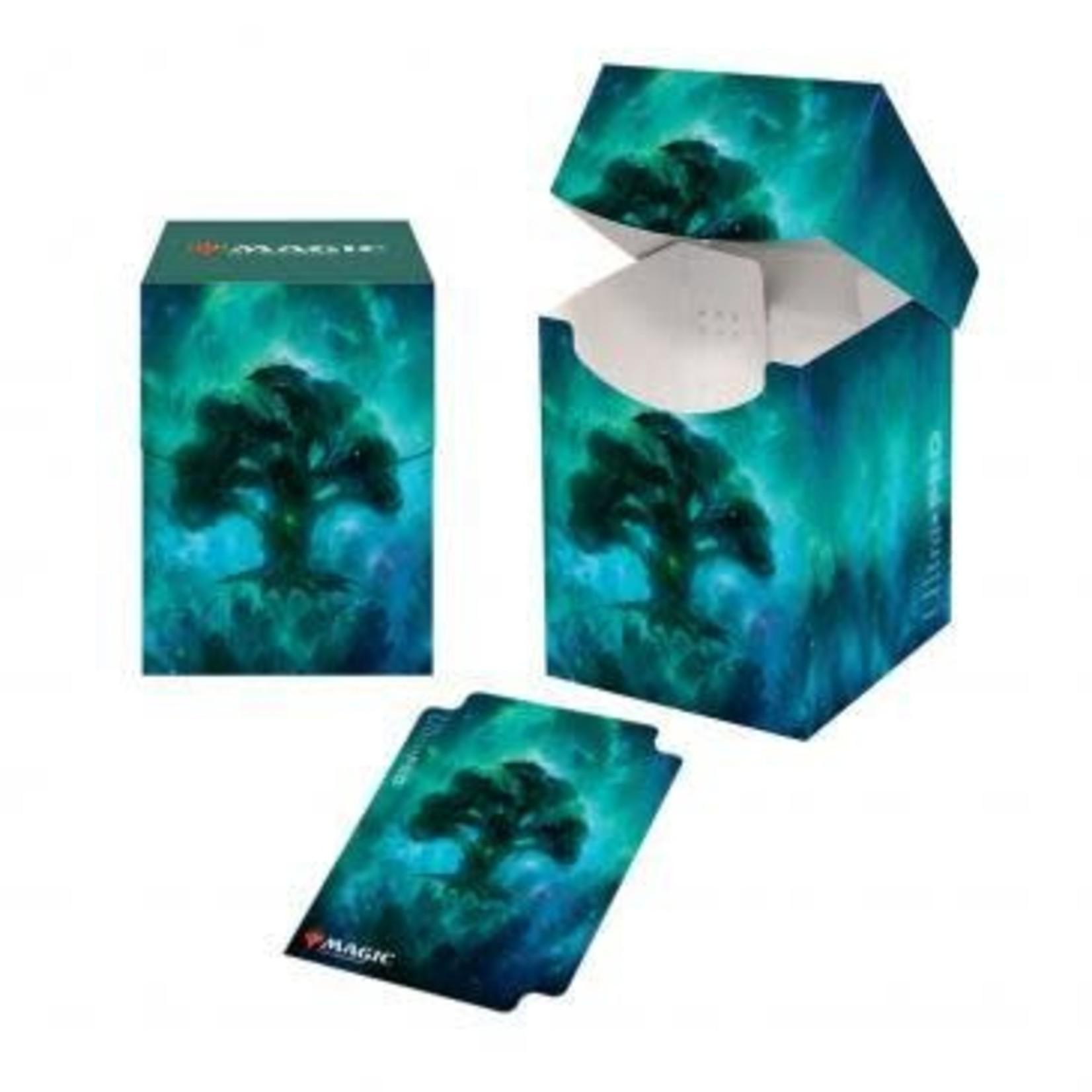 MTG Celestial Land Deck Box - Green