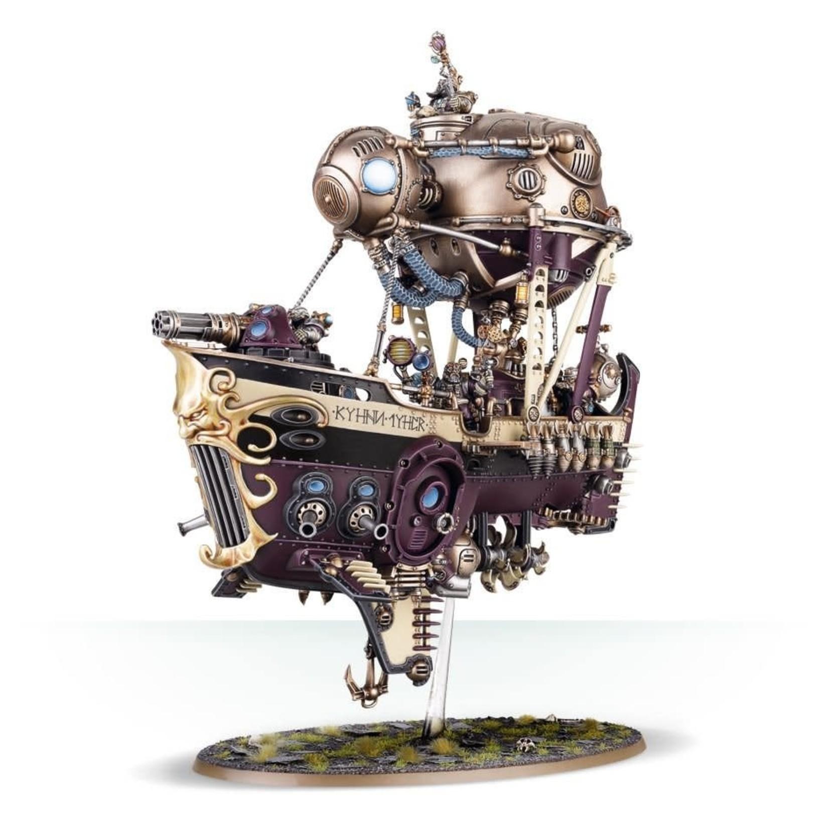 Games Workshop Kharadron Overlords Arkanaut Ironclad