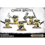 Games Workshop Ironjawz Orruk Brutes