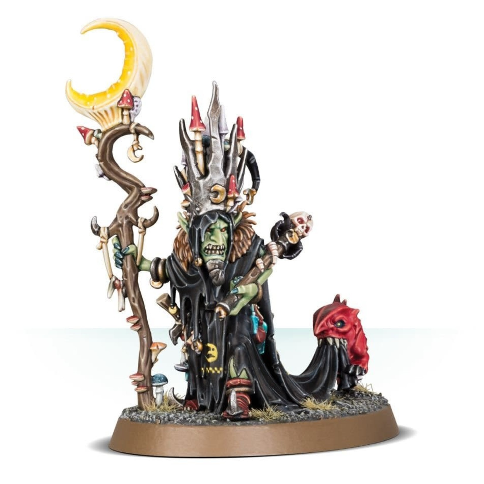 Games Workshop Gloomspite Gitz Skragrott The Loonking