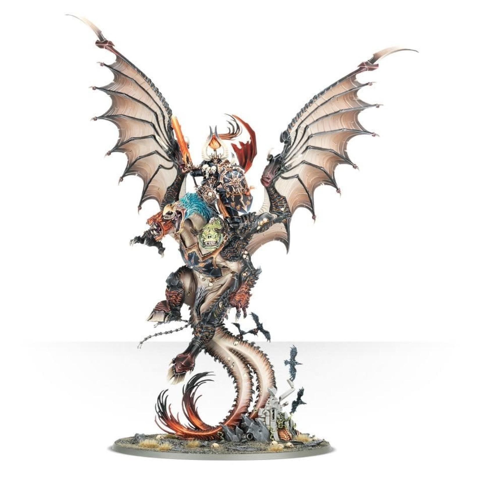 Games Workshop Everchosen Archaon Exalted Grand Marshal