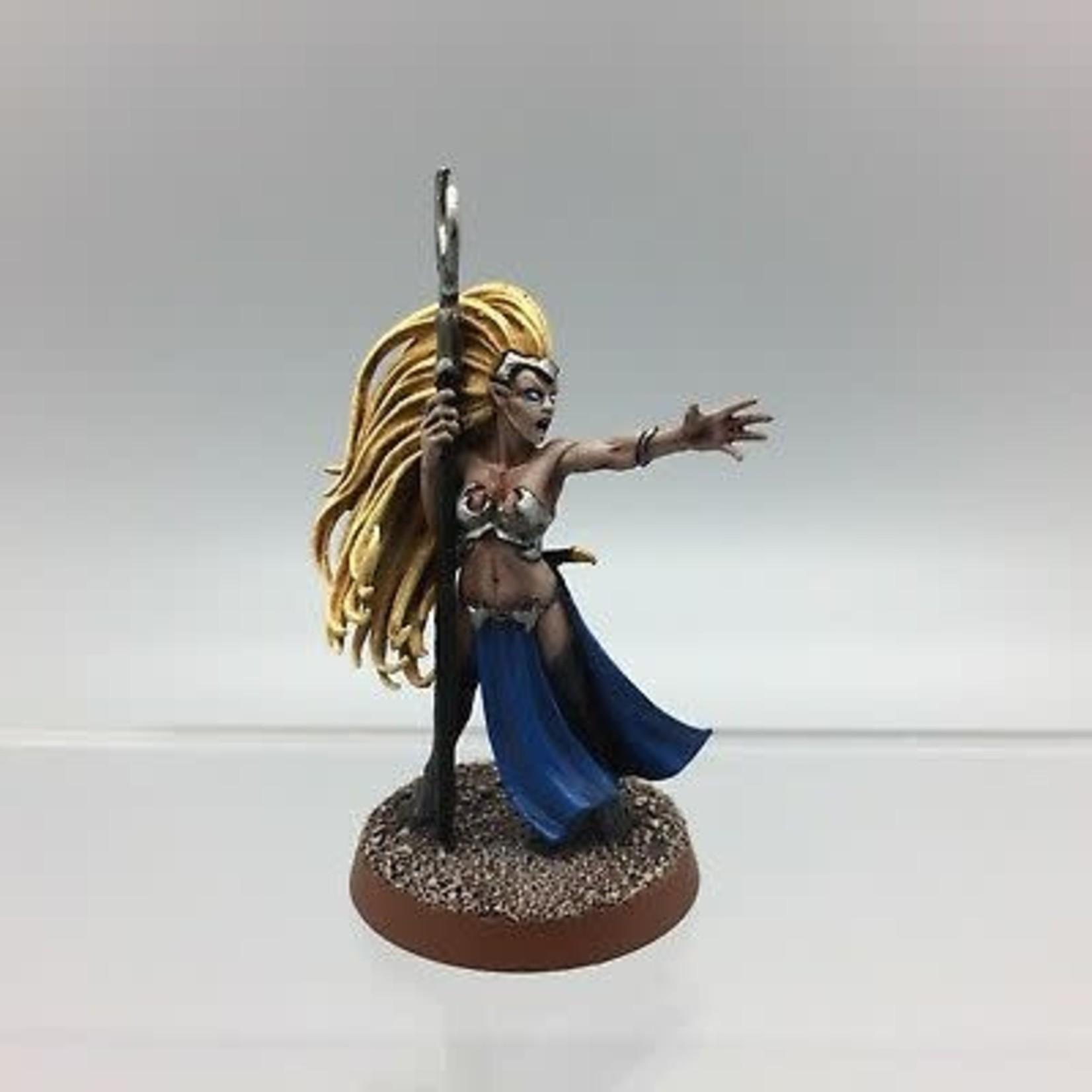 Games Workshop Dark Elf Supreme Sorceress