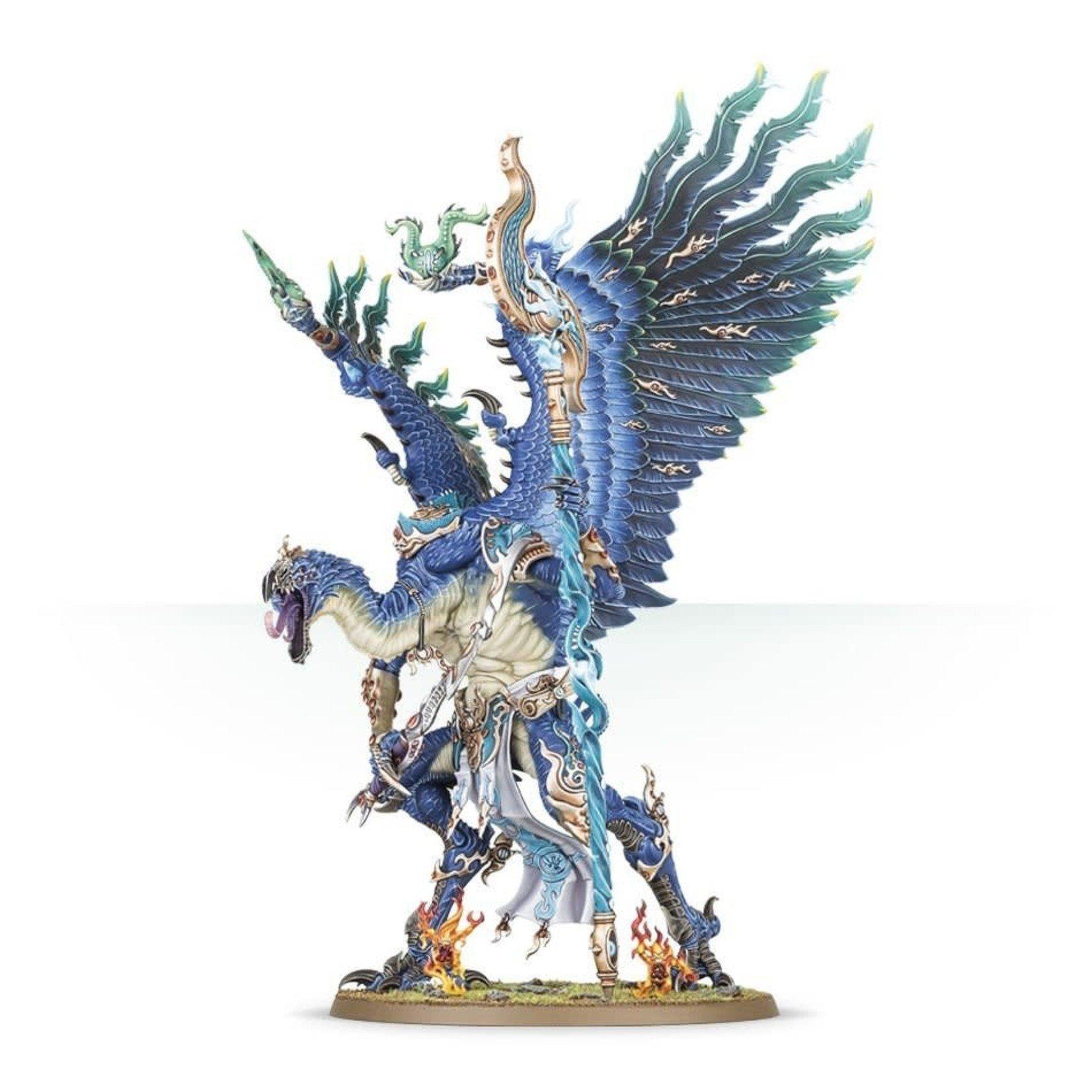Games Workshop Daemons Of Tzeentch Lord Of Change