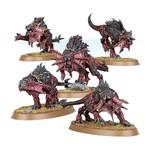 Games Workshop Daemons Of Khorne Flesh Hounds