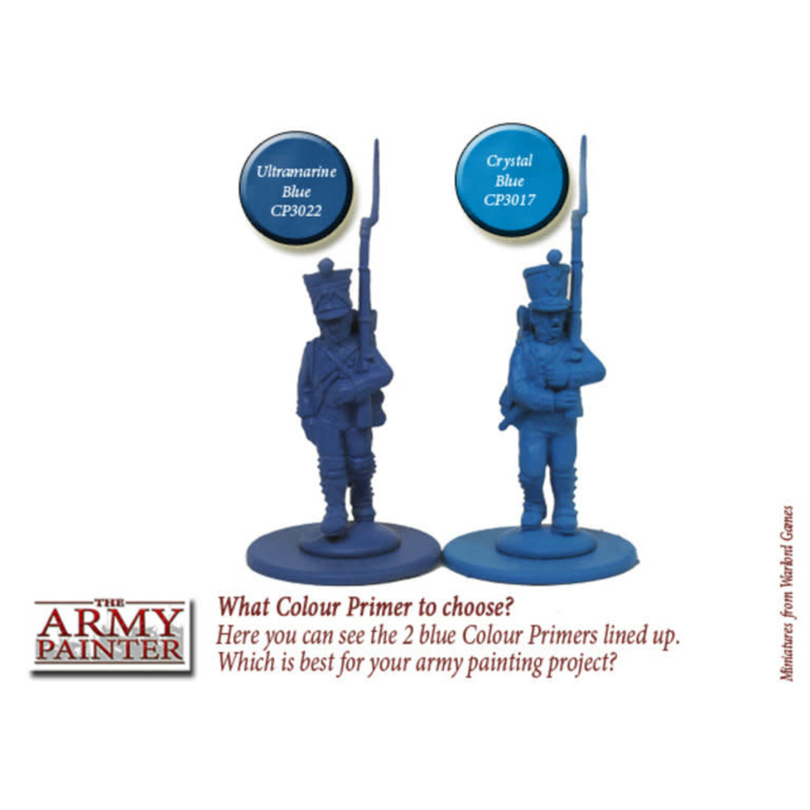 THE ARMY PAINTER Color Primer Ultramarine Blue