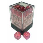 Borealis 2: 12mm D6 Pink/Sliver (36)