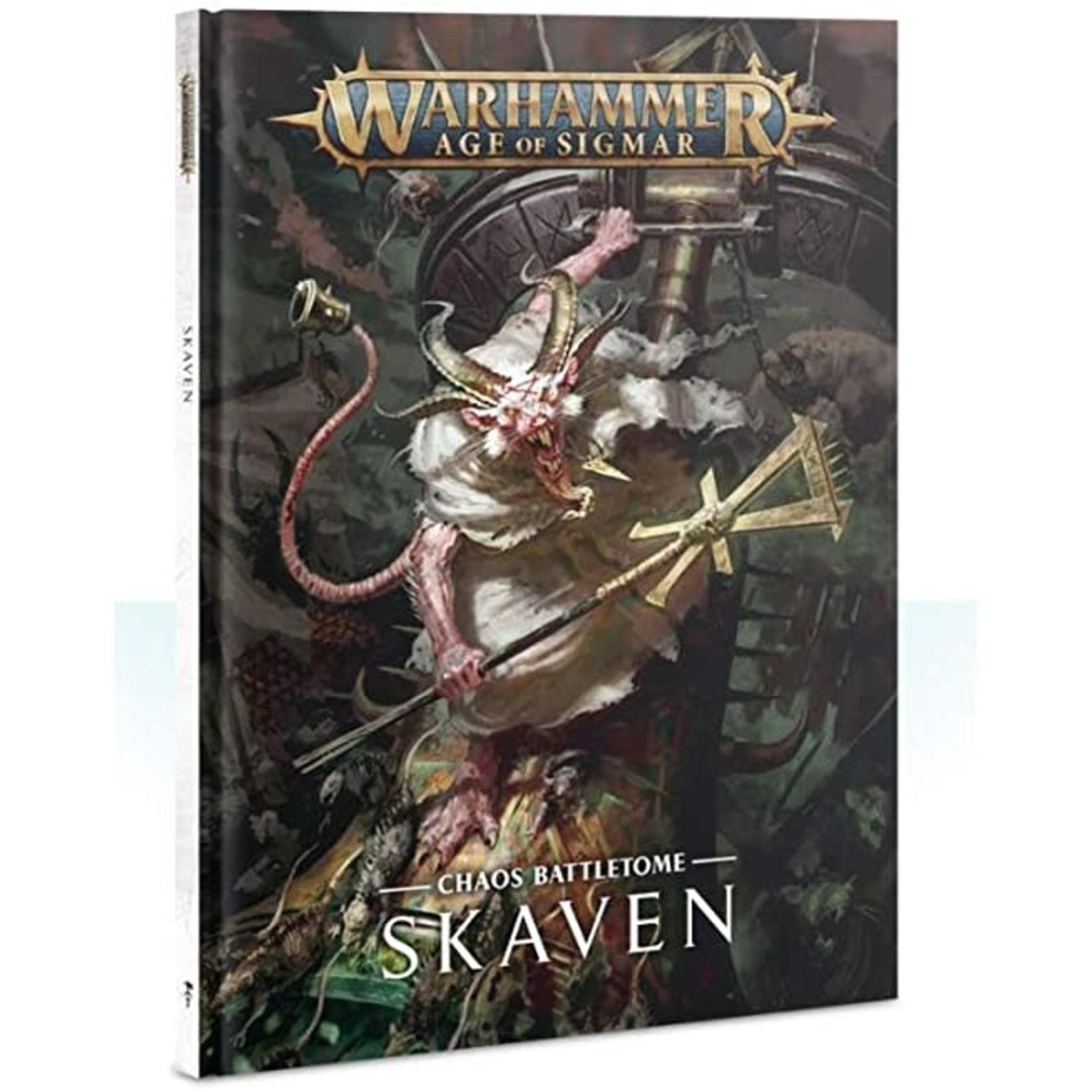 Games Workshop Battletome: Skaven