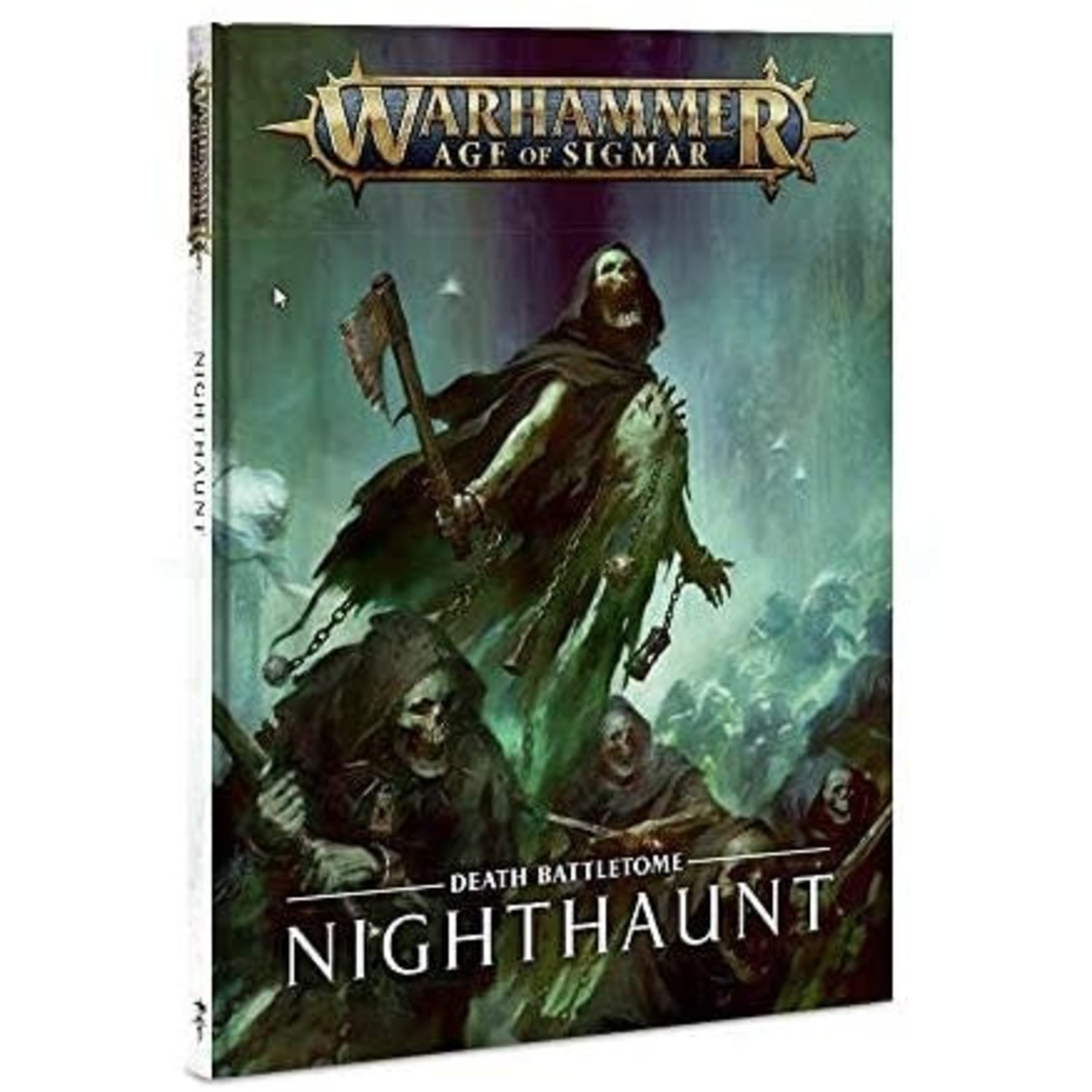 Games Workshop Battletome: Nighthaunt