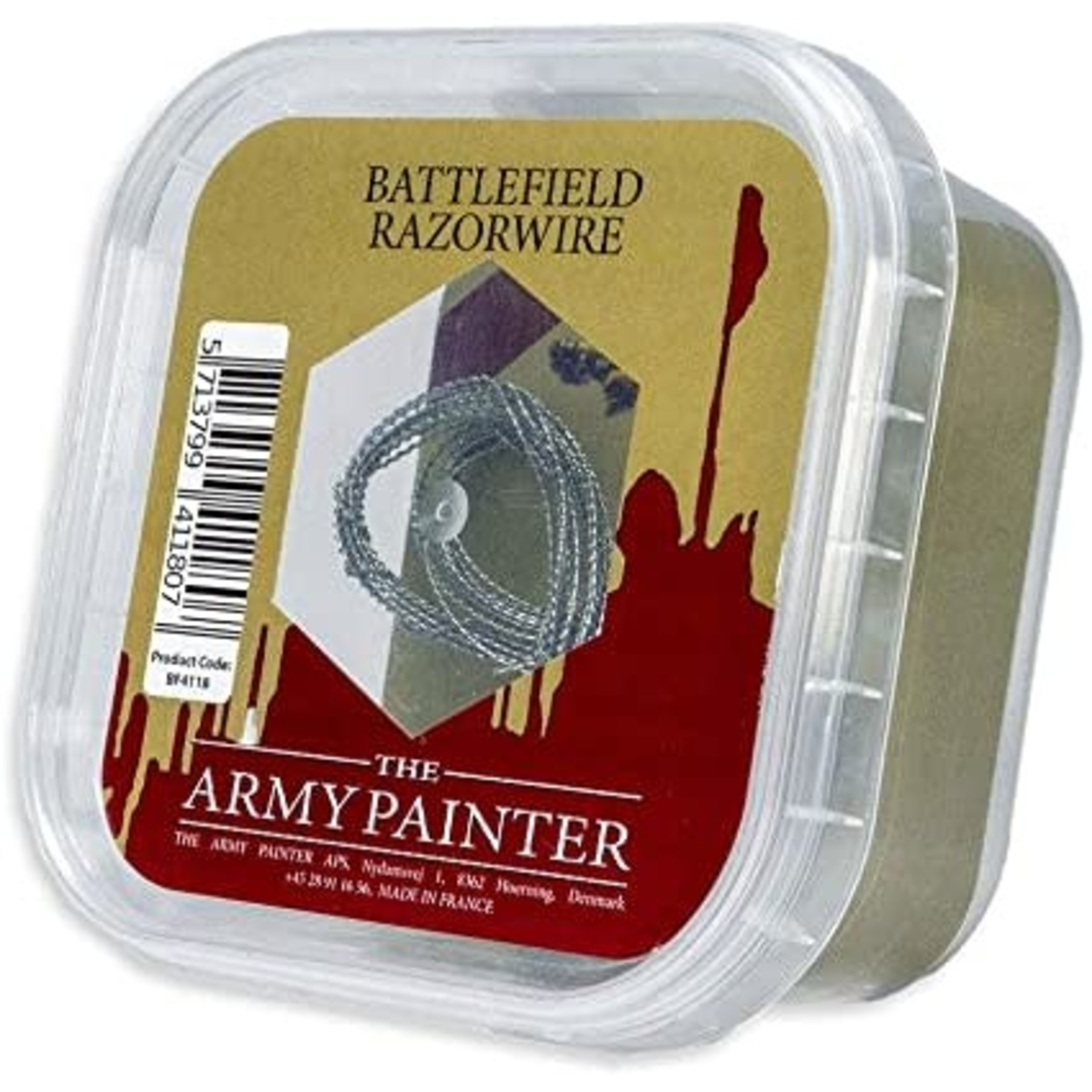 THE ARMY PAINTER BATTLEFIELDS RAZORWIRE