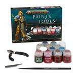Games Workshop Aos Paints + Tools