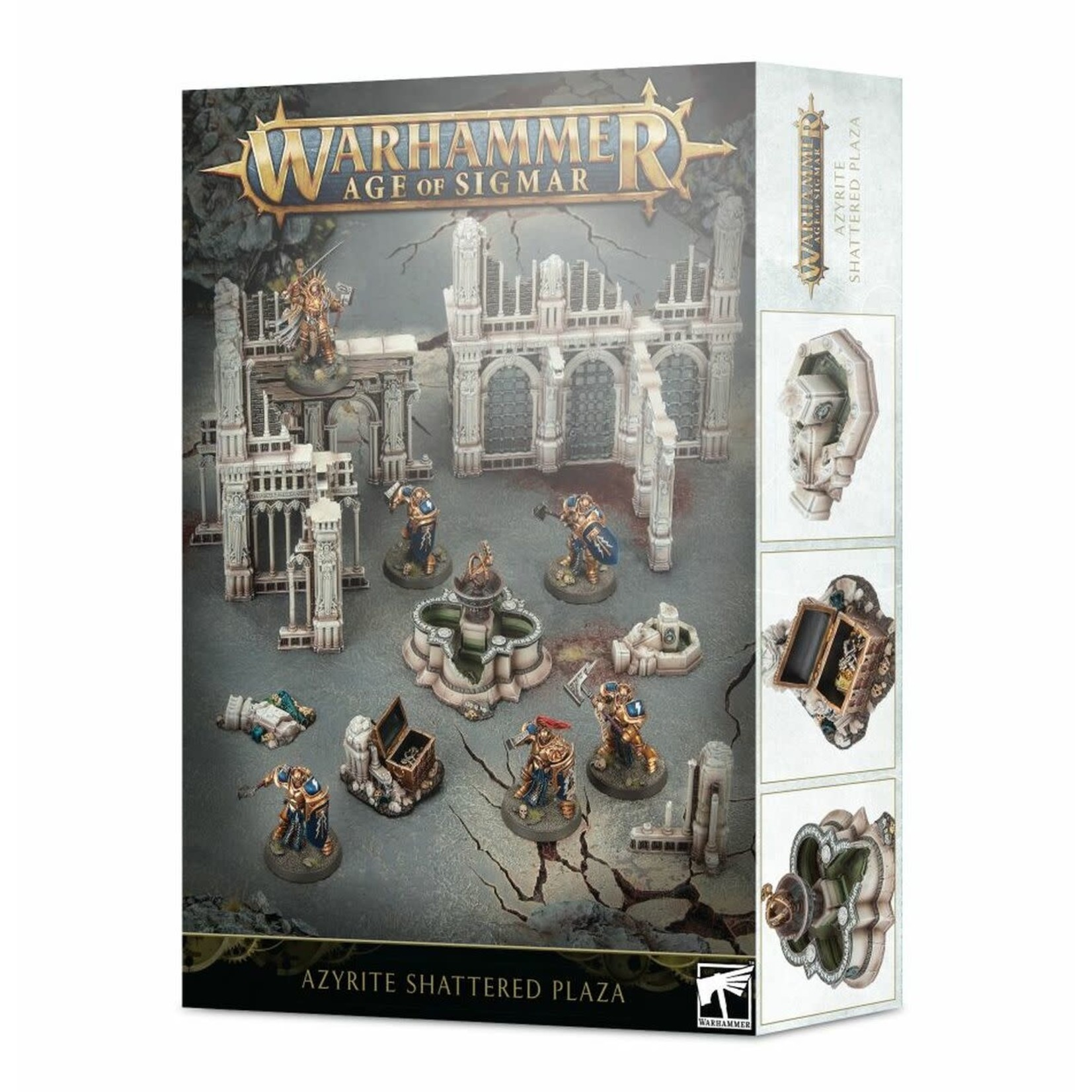 Games Workshop Age Of Sigmar: Azyrite Shattered Plaza