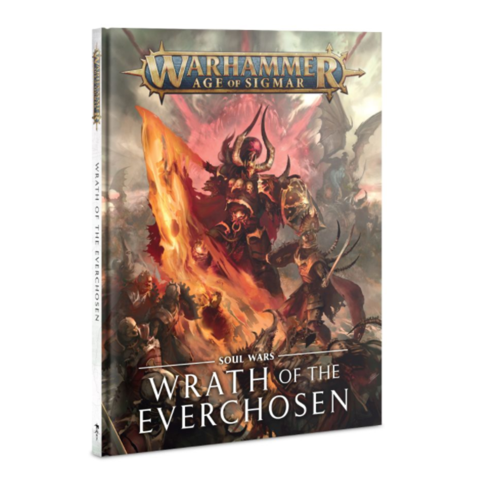 Games Workshop Soul Wars: Wrath Of The Everchosen