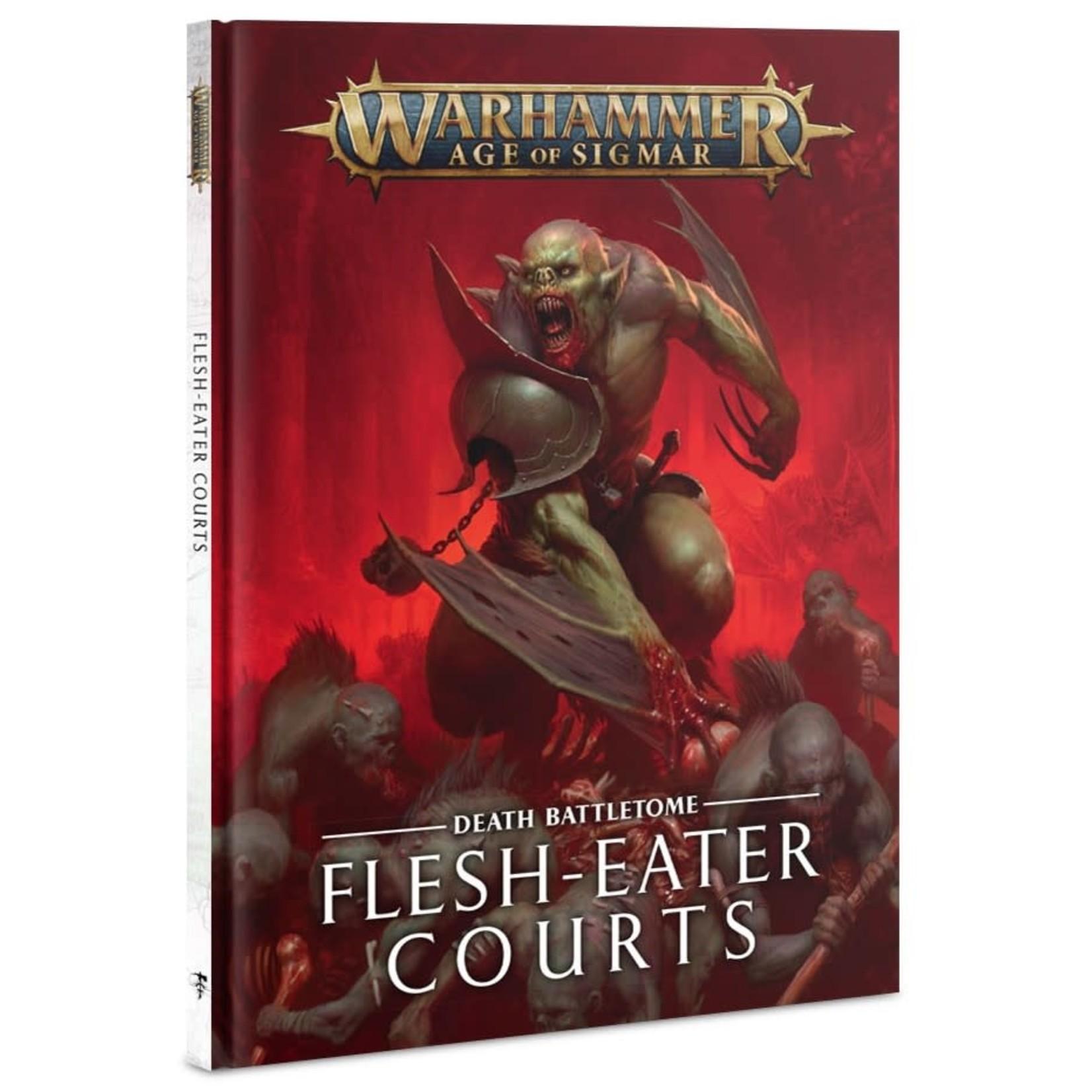 Games Workshop Battletome: Flesh-eater Courts