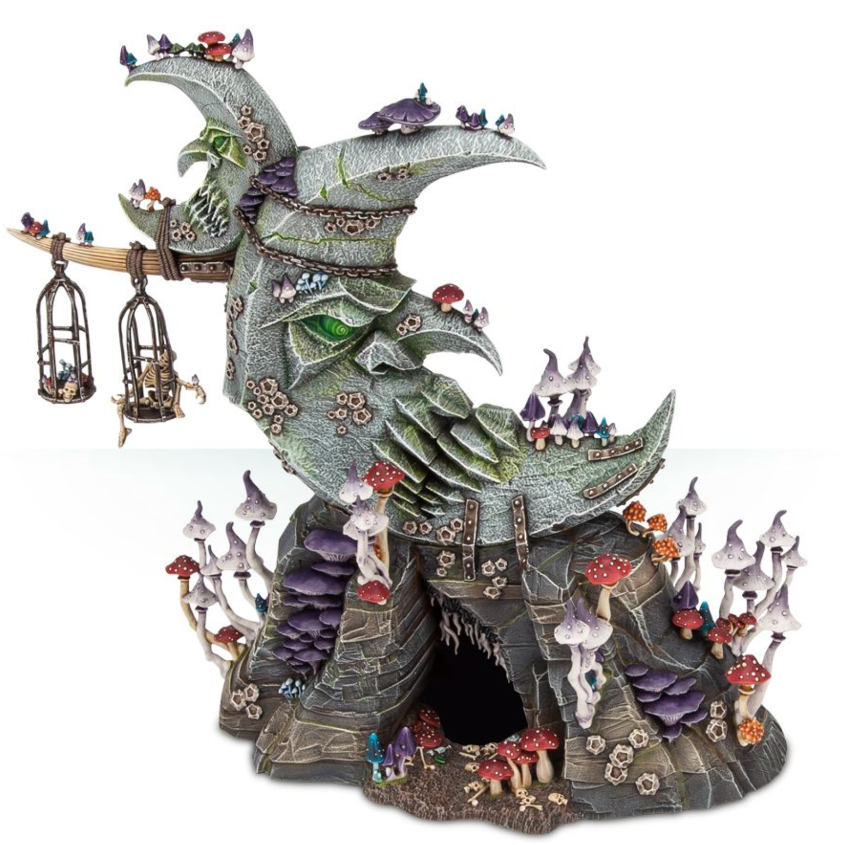 Games Workshop Gloomspite Gitz: Bad Moon Loonshrine