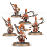 Games Workshop Fyreslayers Hearthguard