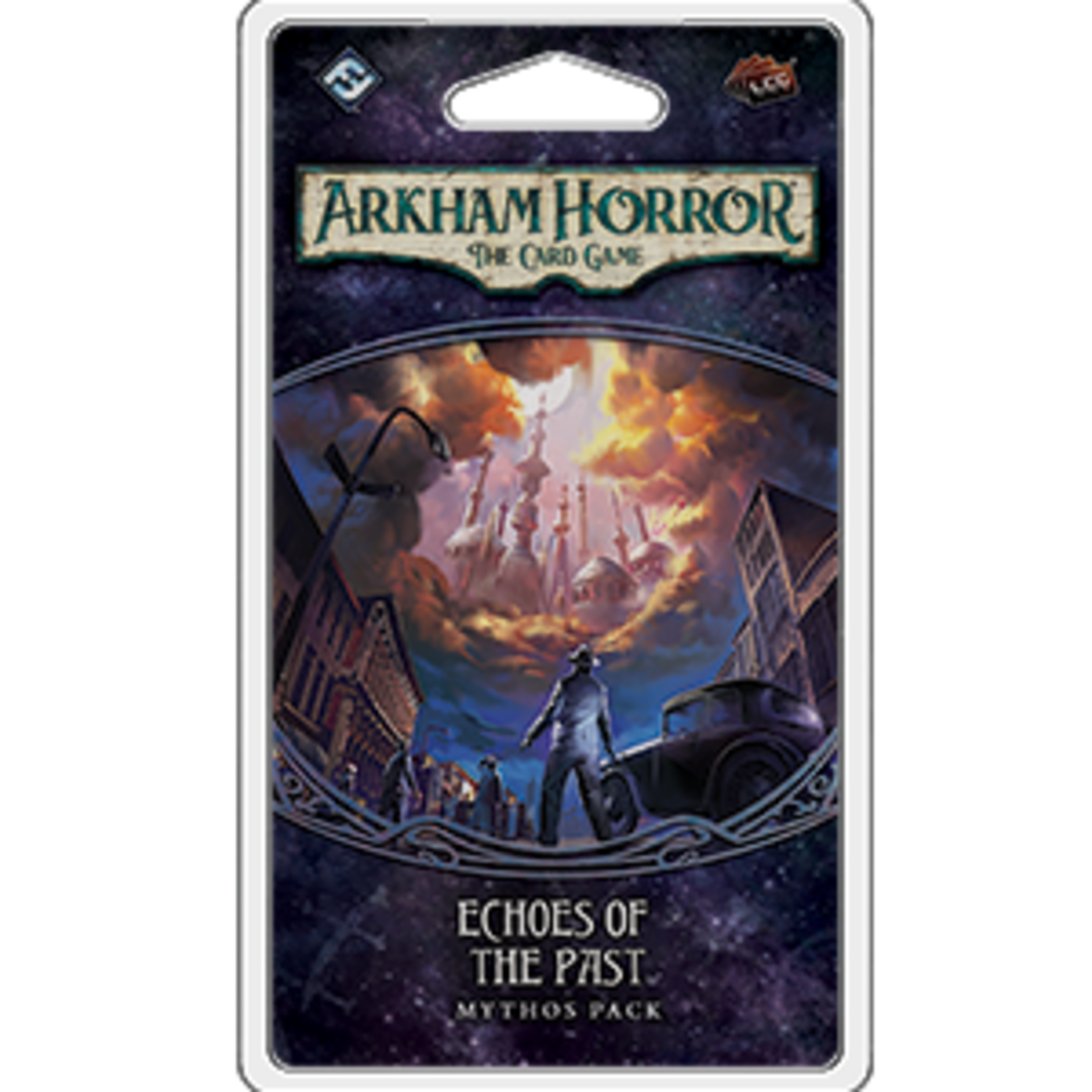 Arkham Horror LCG: Echoes of the Past POC