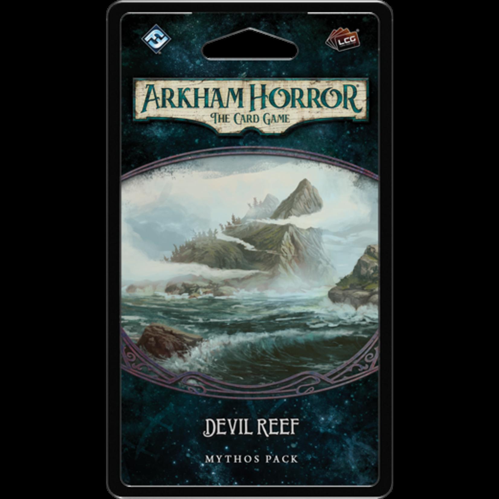 Arkham Horror: Devil Reef INN