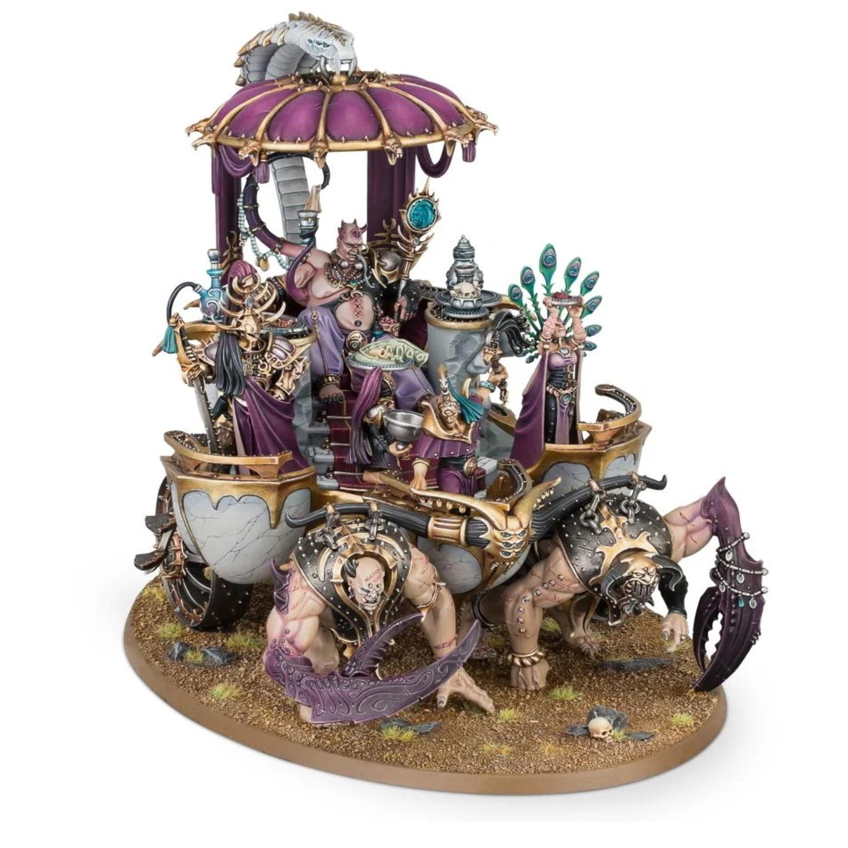 Games Workshop Glutos Orscollion, Lord of Gluttony