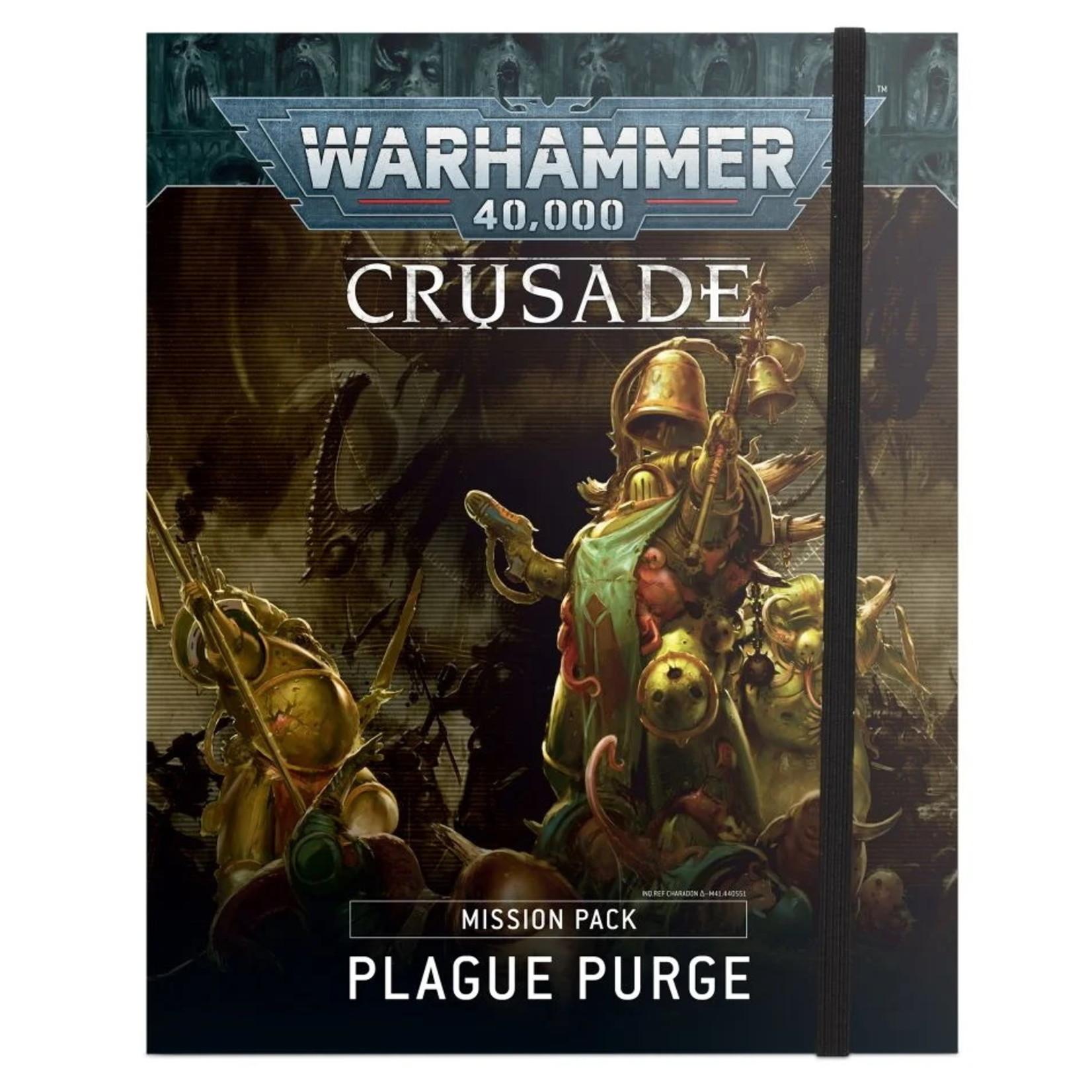 Games Workshop Crusade Mission Pack: Plague Purge