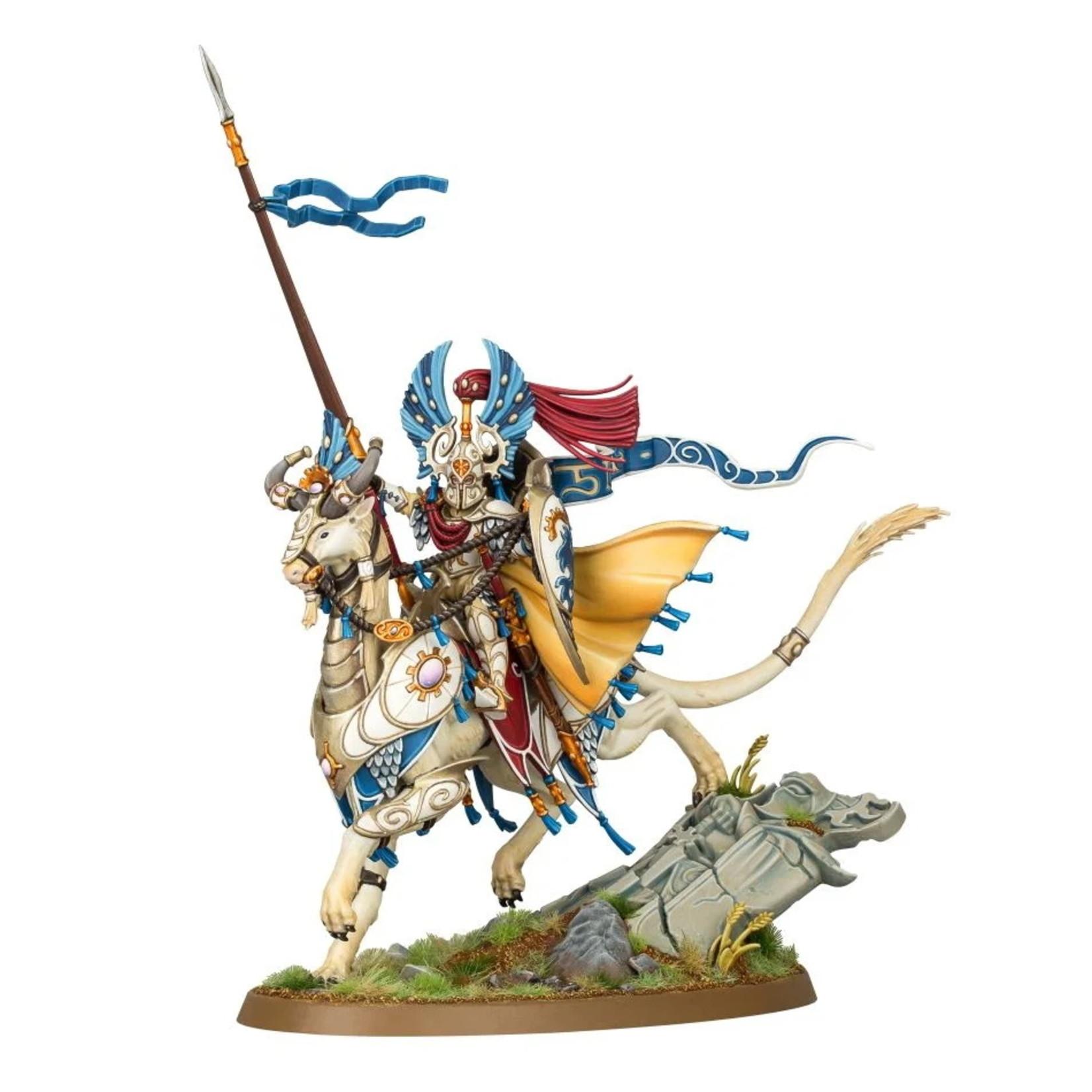 Games Workshop Lyrior Uthralle, Warden of Ymetrica