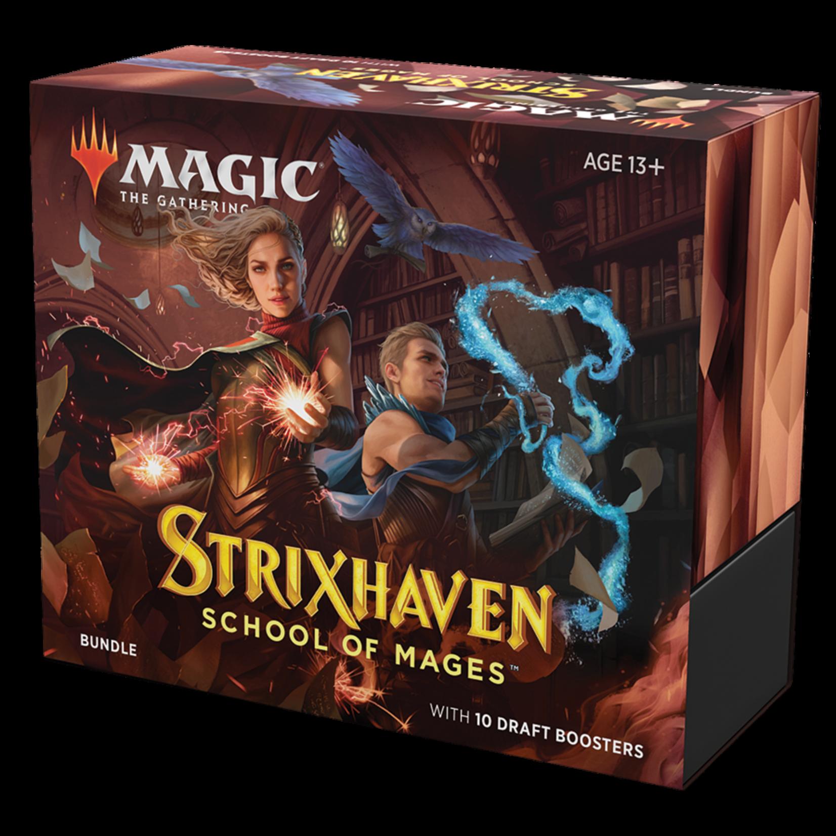 Strixhaven Bundle