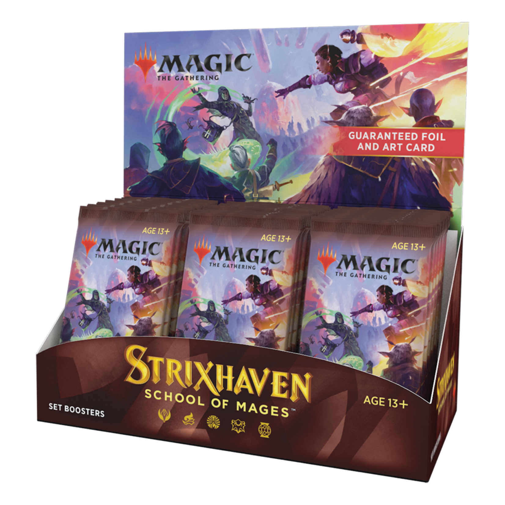 Strixhaven Set Booster Box
