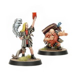 Games Workshop Elf and Dwarf Biased Referees