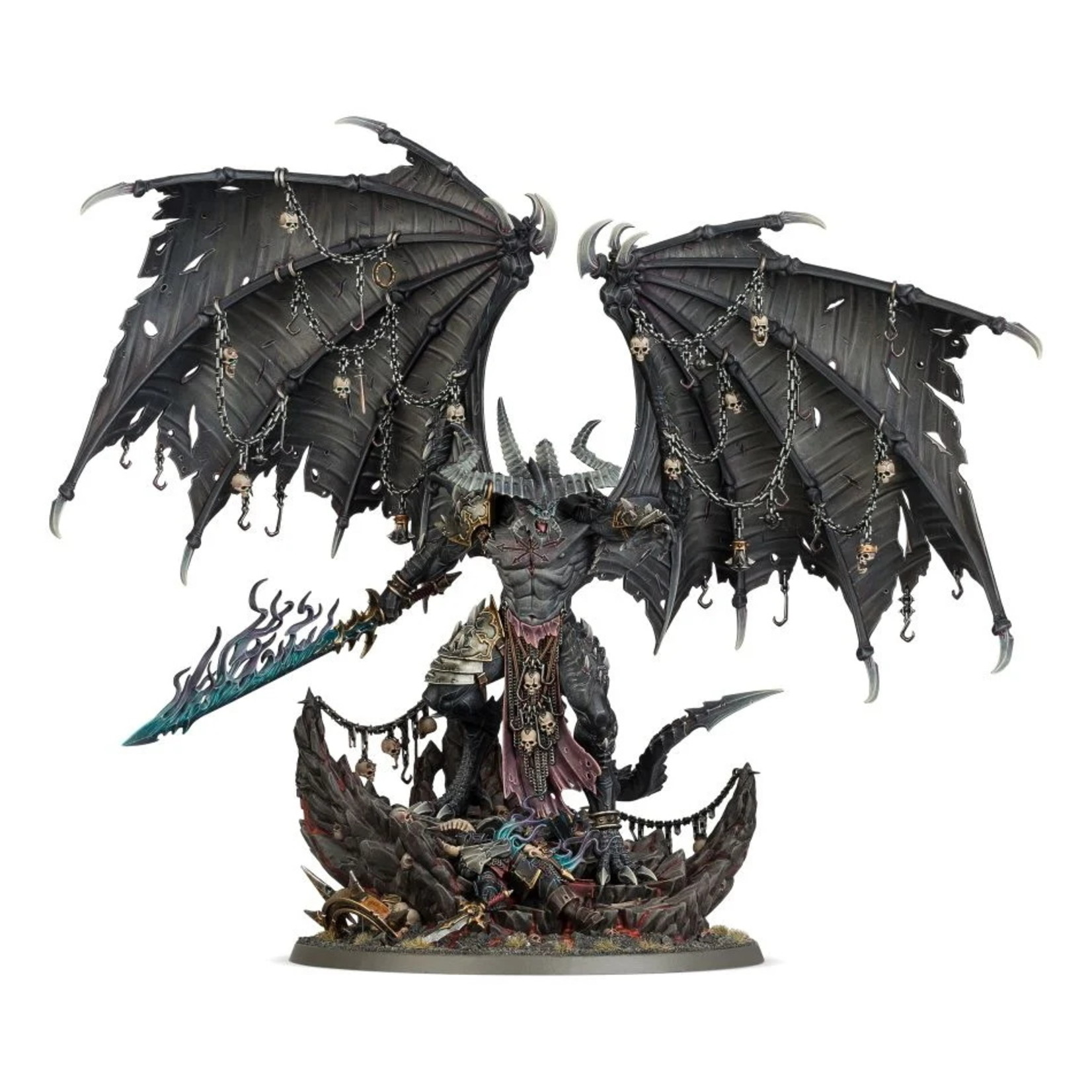 Games Workshop Be'lakor, the Dark Master