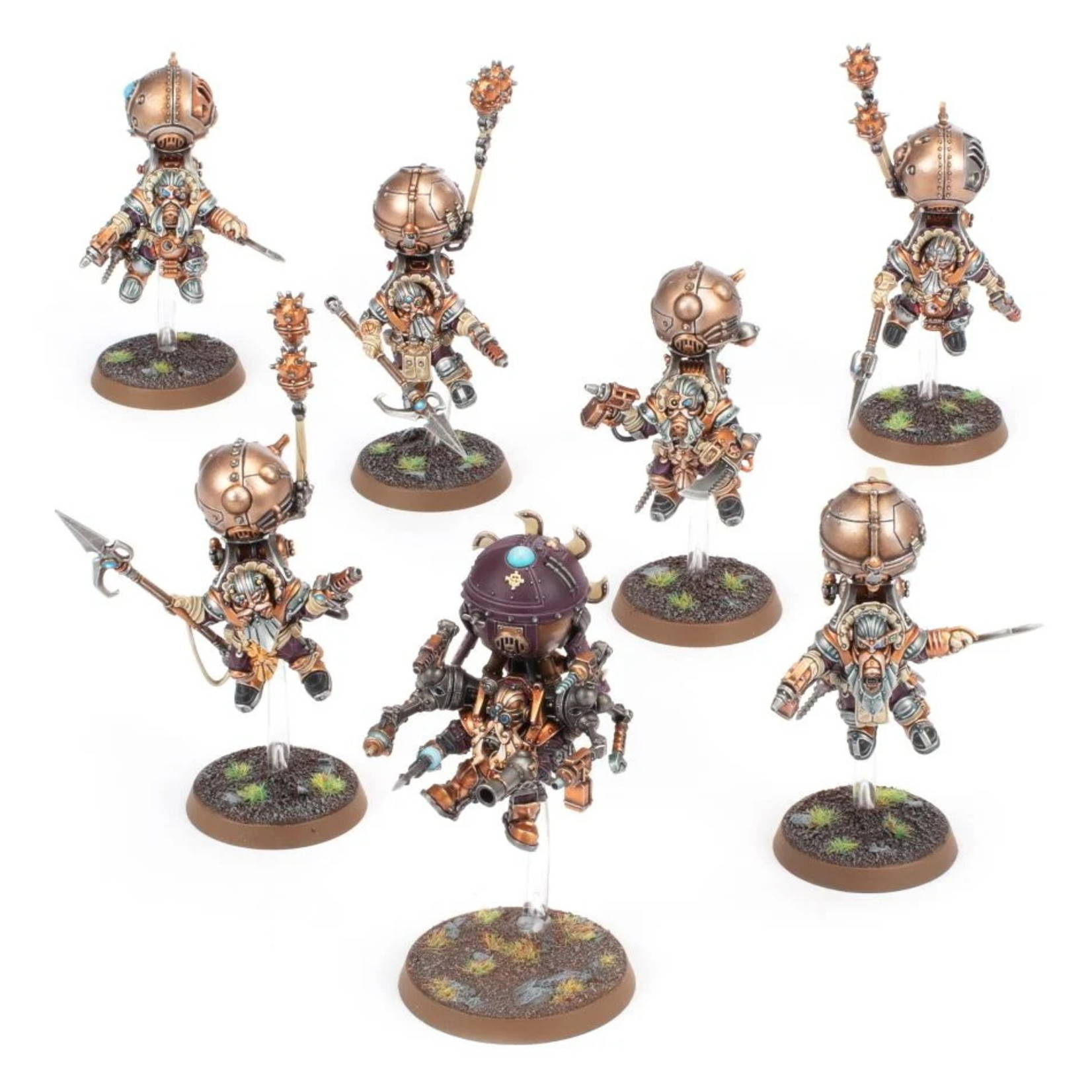 Games Workshop Drongon's Aether-runners