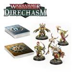 Games Workshop Warhammer Underworlds: Direchasm – Hedkrakka's Madmob