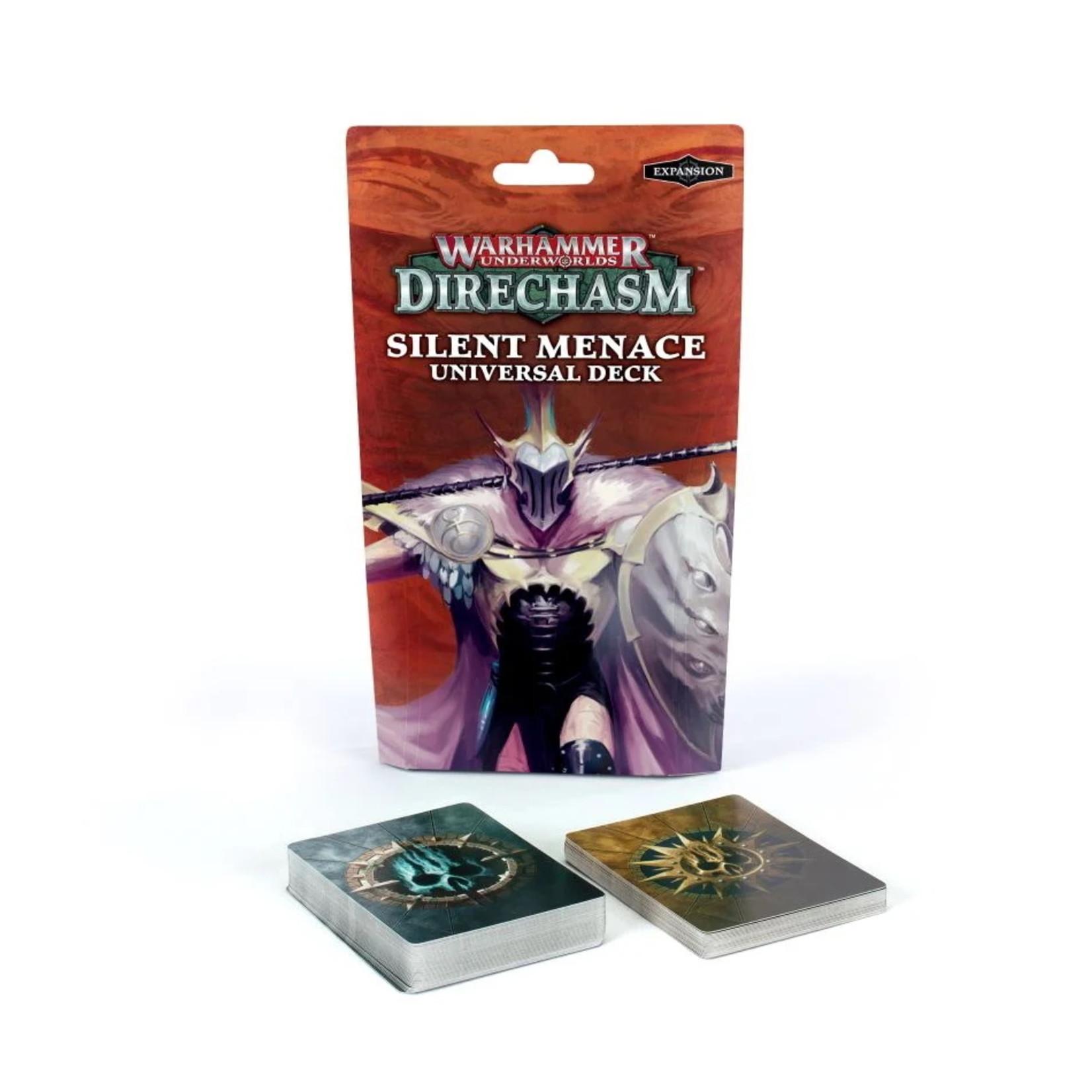 Games Workshop Warhammer Underworlds: Direchasm – Silent Menace Universal Deck