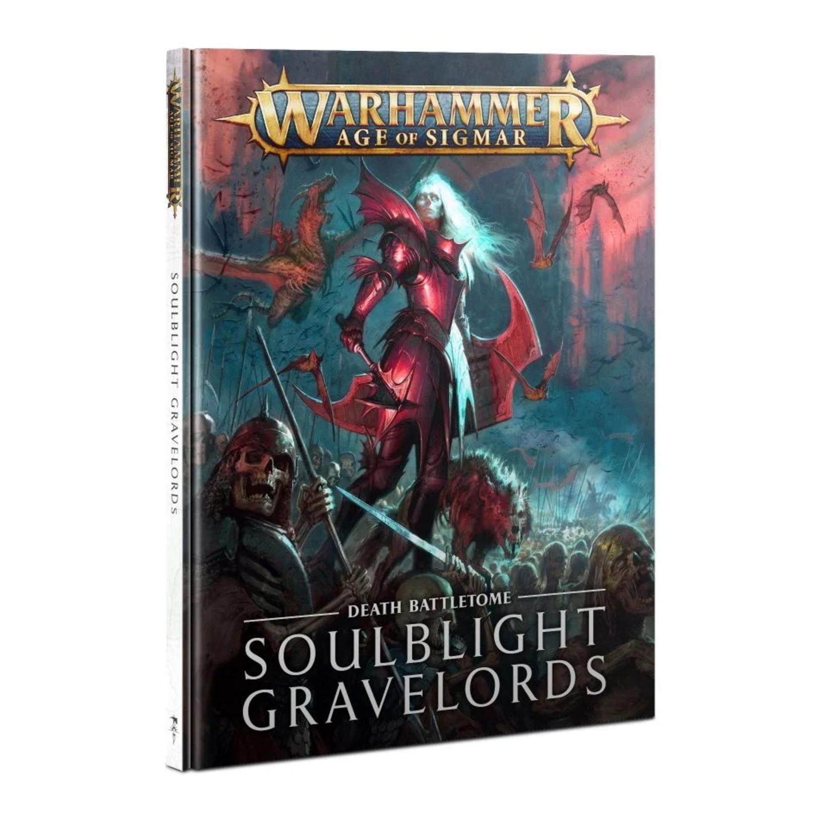 Games Workshop Battletome: Soulblight Gravelords