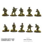 Warlord Games Konflikt 47: British Grenadiers