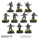 Warlord Games US Firefly Jump Infantry