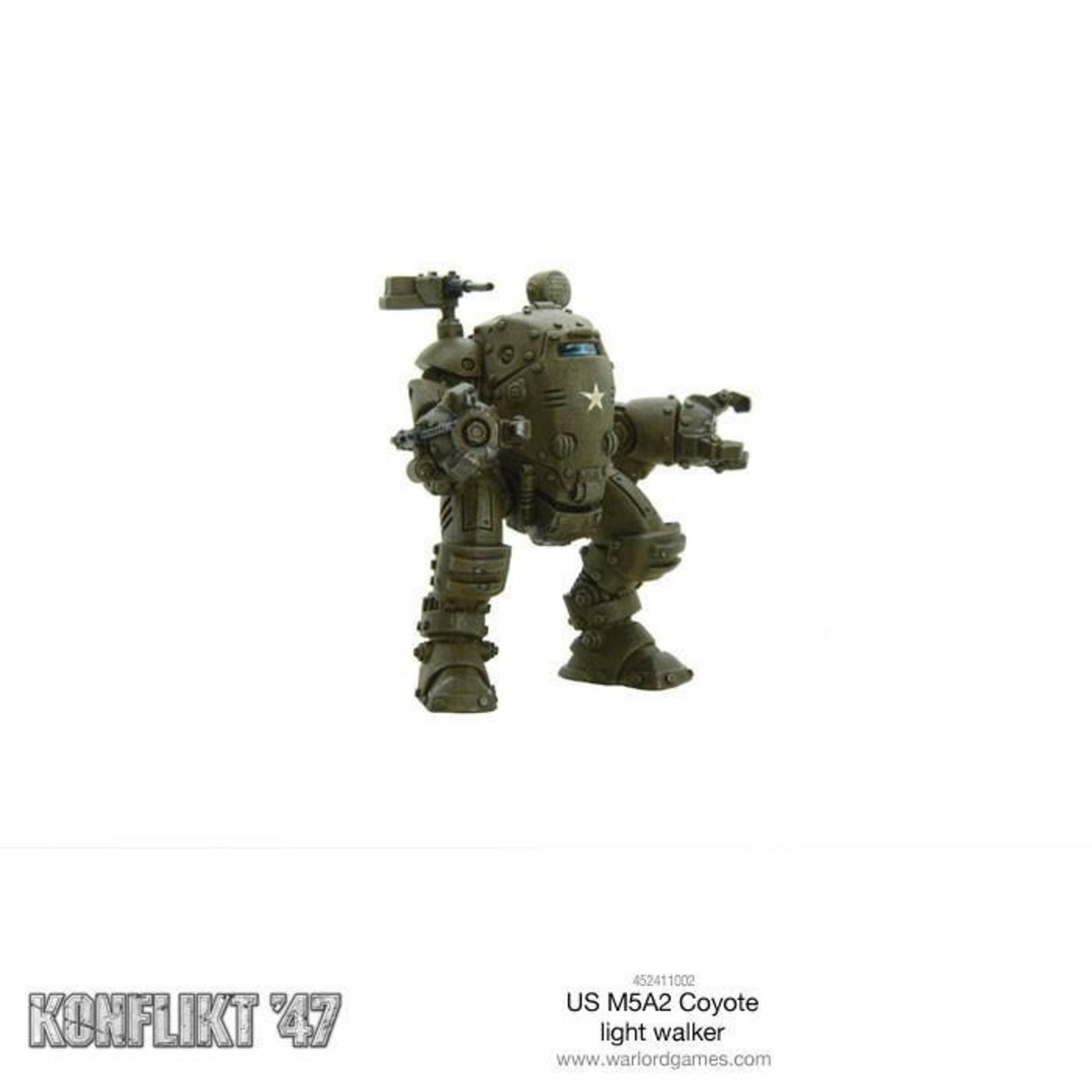 Warlord Games Allied Coyote/Guardian Light Walker