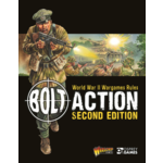 Warlord Games Bolt Action 2nd Edition Rulebook