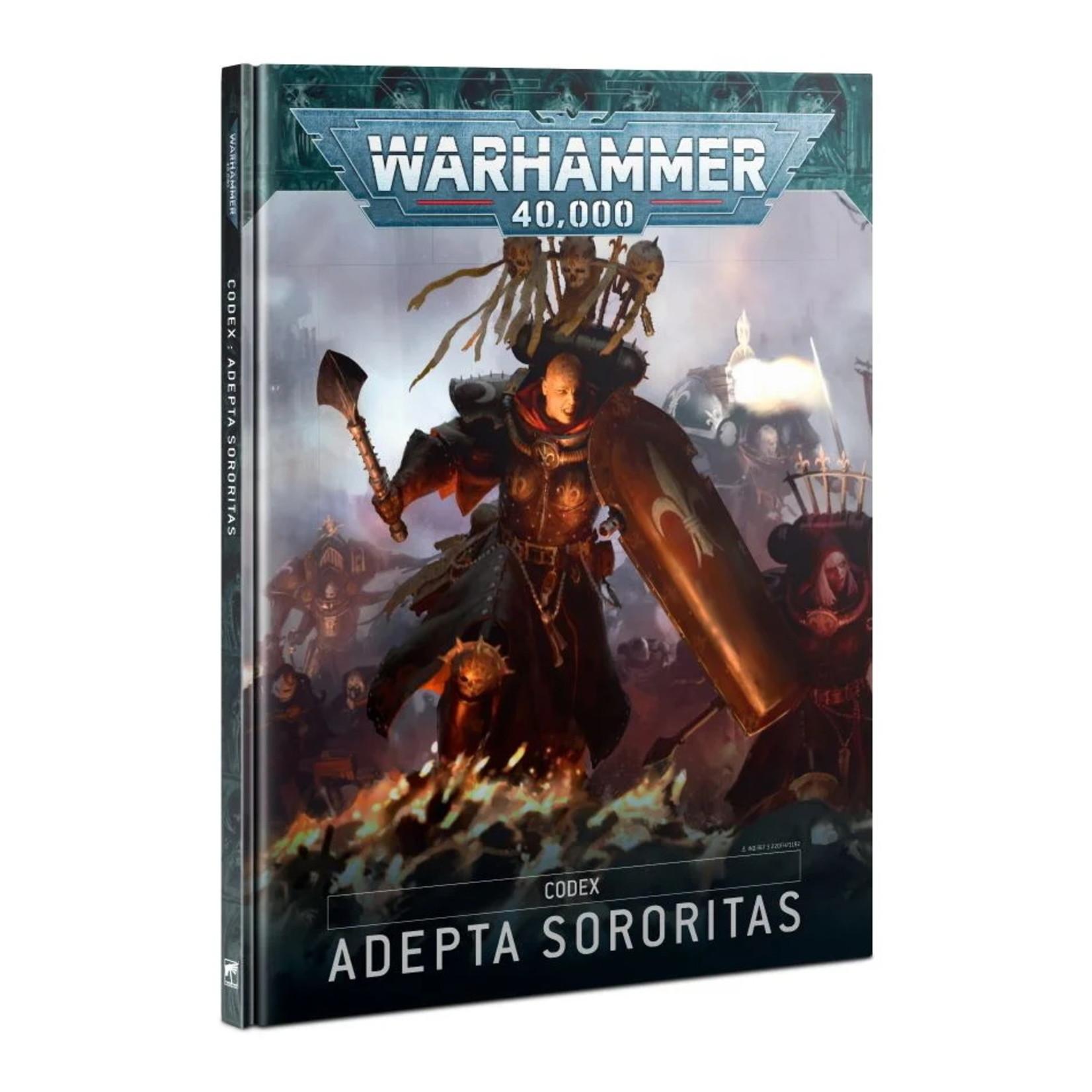 Games Workshop Codex: Adepta Sororitas